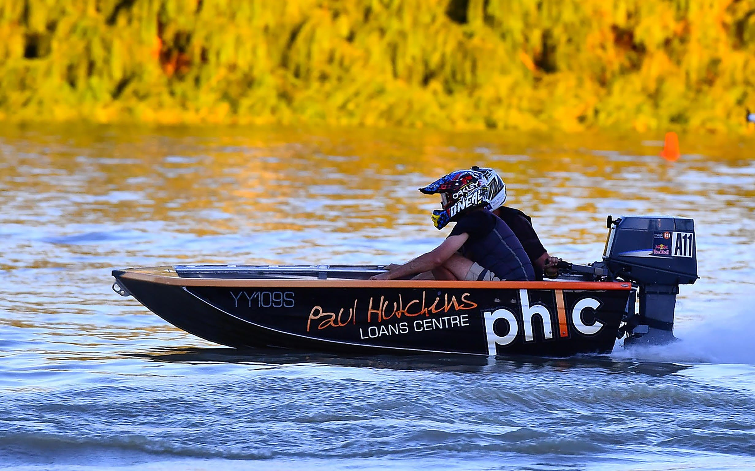 Round 6 Riverland Dinghy Club - The Paul Hutchins Loan Centre Hunchee Run - VIC Tourism