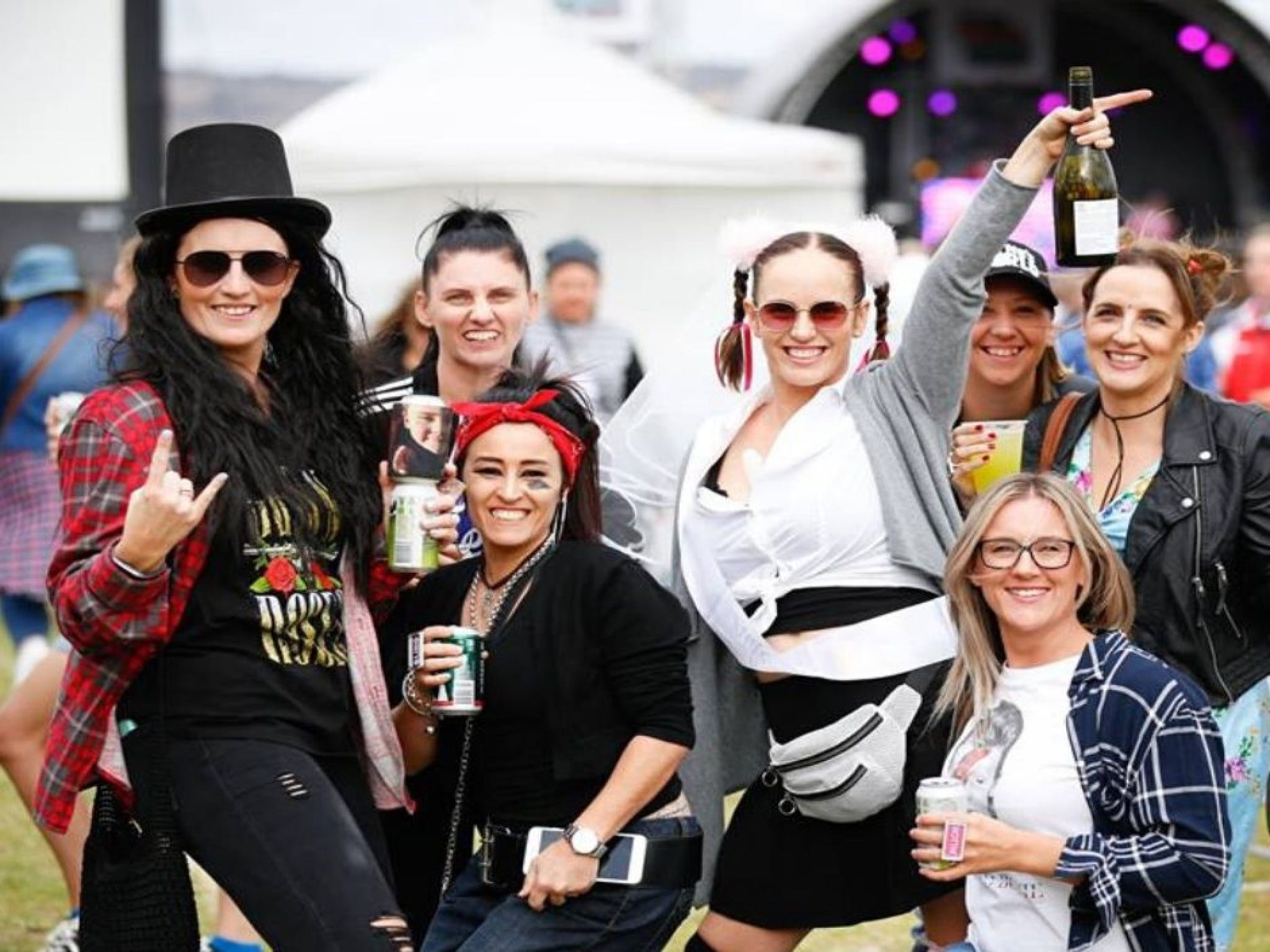 The Big 90's Party - NEW DATE - VIC Tourism