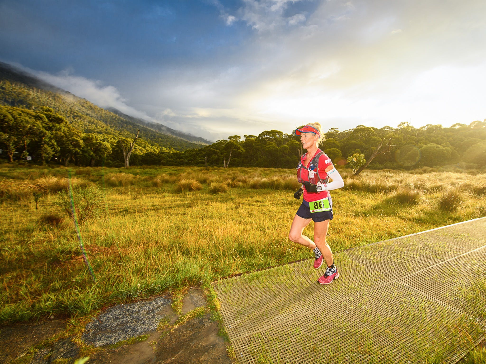 Trail Run Australia  Snowy Mountains - VIC Tourism