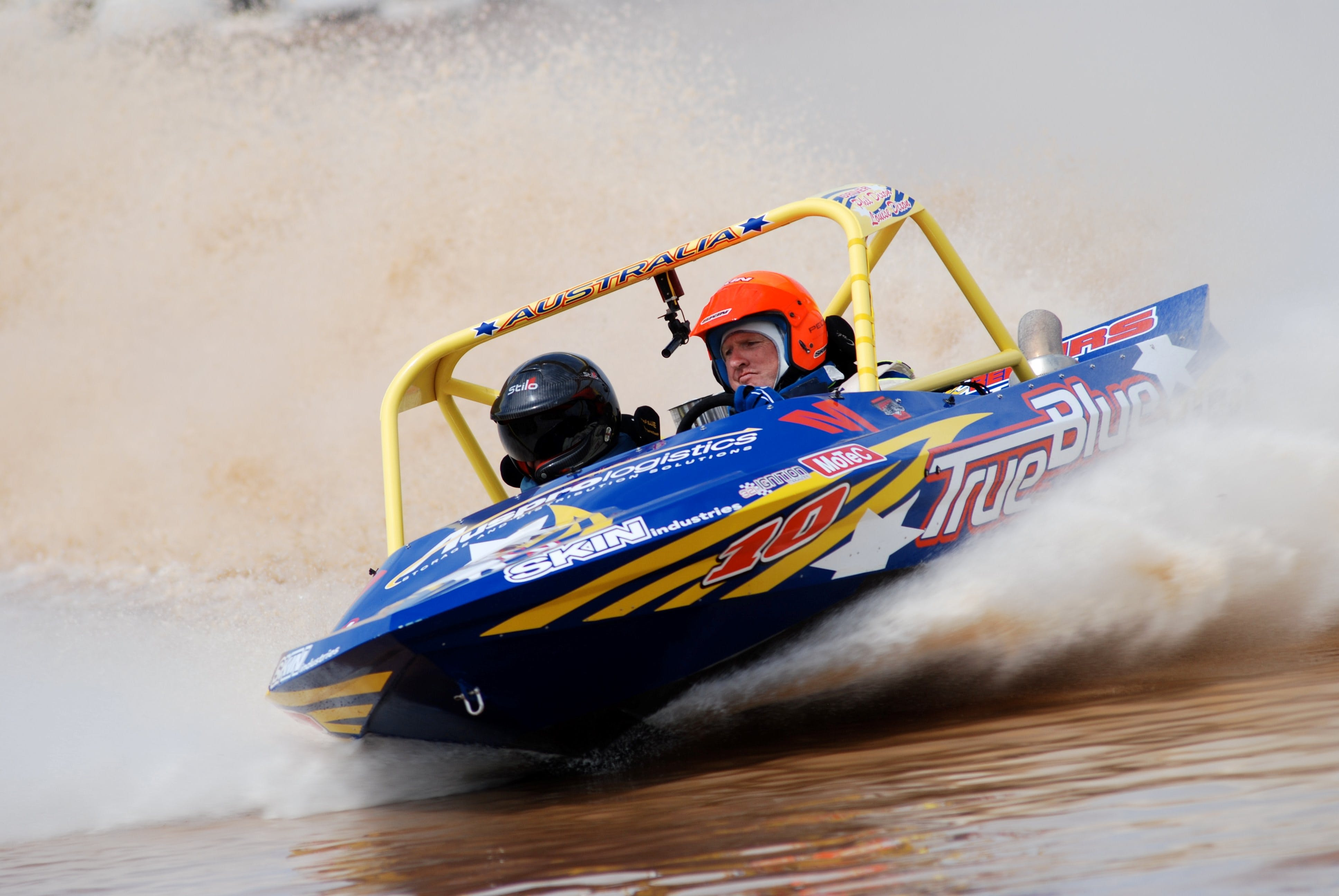 V8 Superboats - VIC Tourism