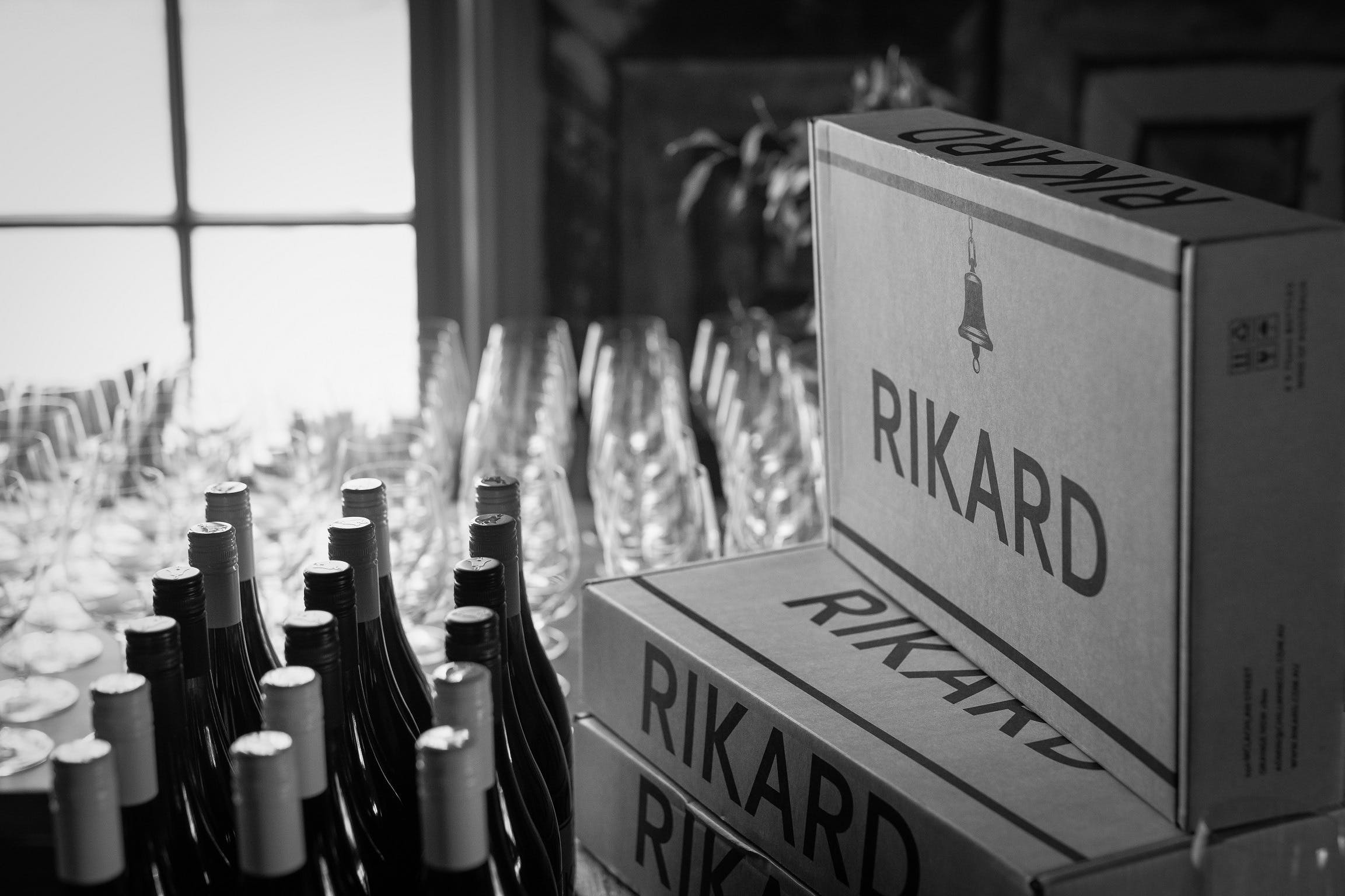 Vin Vertical - Five Years of RIKARD Pinot Noir - VIC Tourism