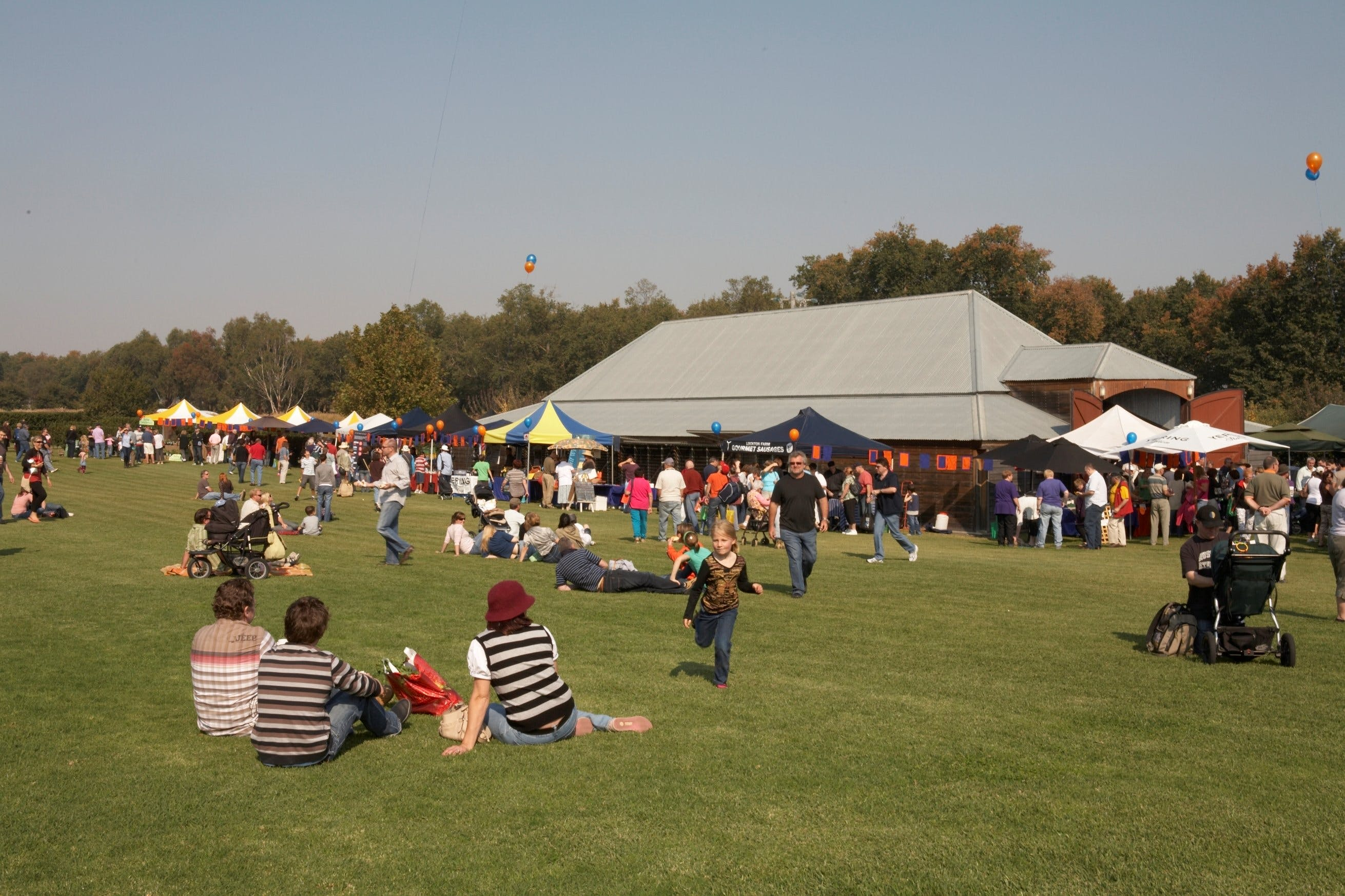 Yarra Valley Regional Food Group Farmers' Market - VIC Tourism
