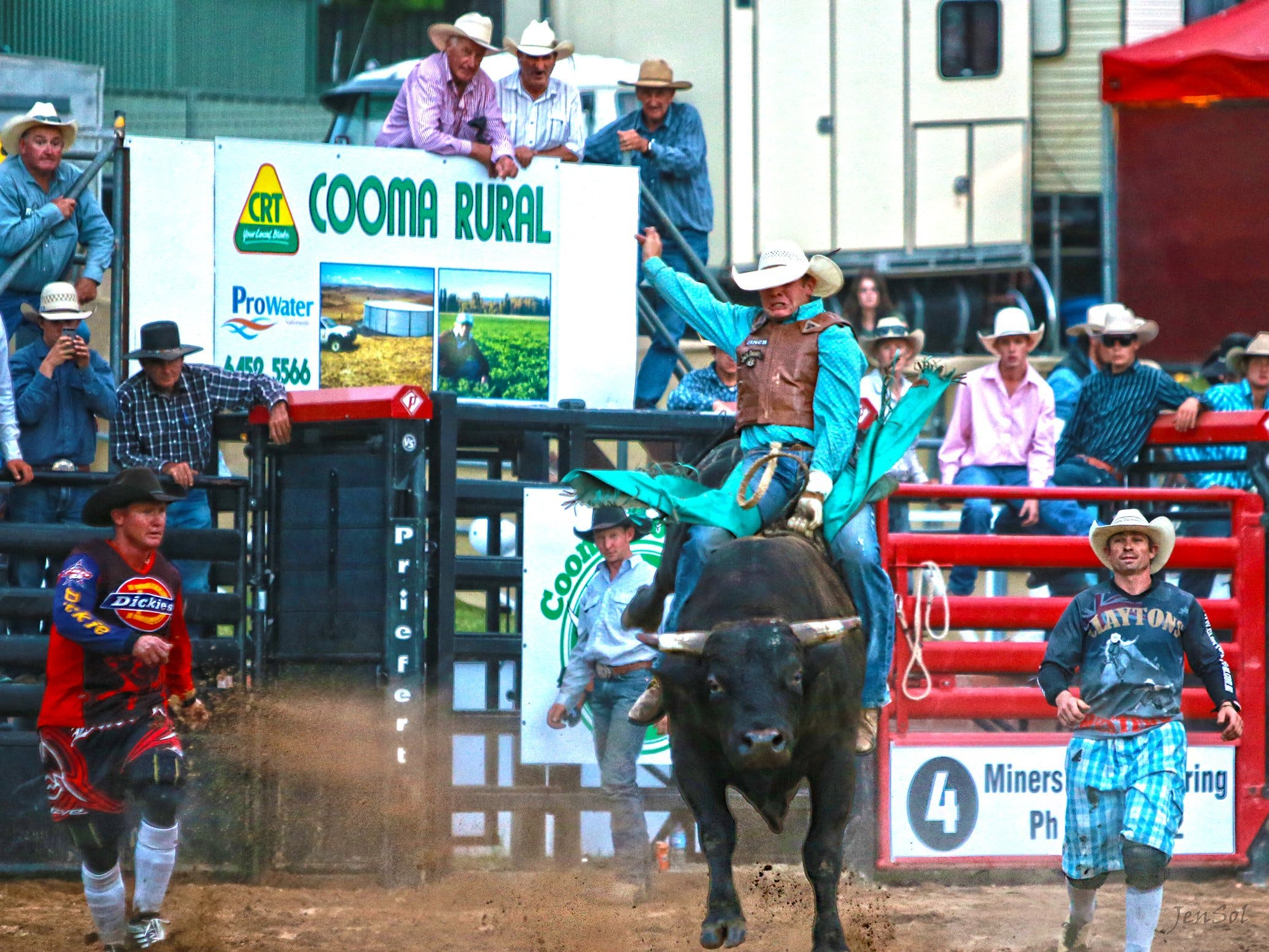 AgriWest Cooma Rodeo - VIC Tourism