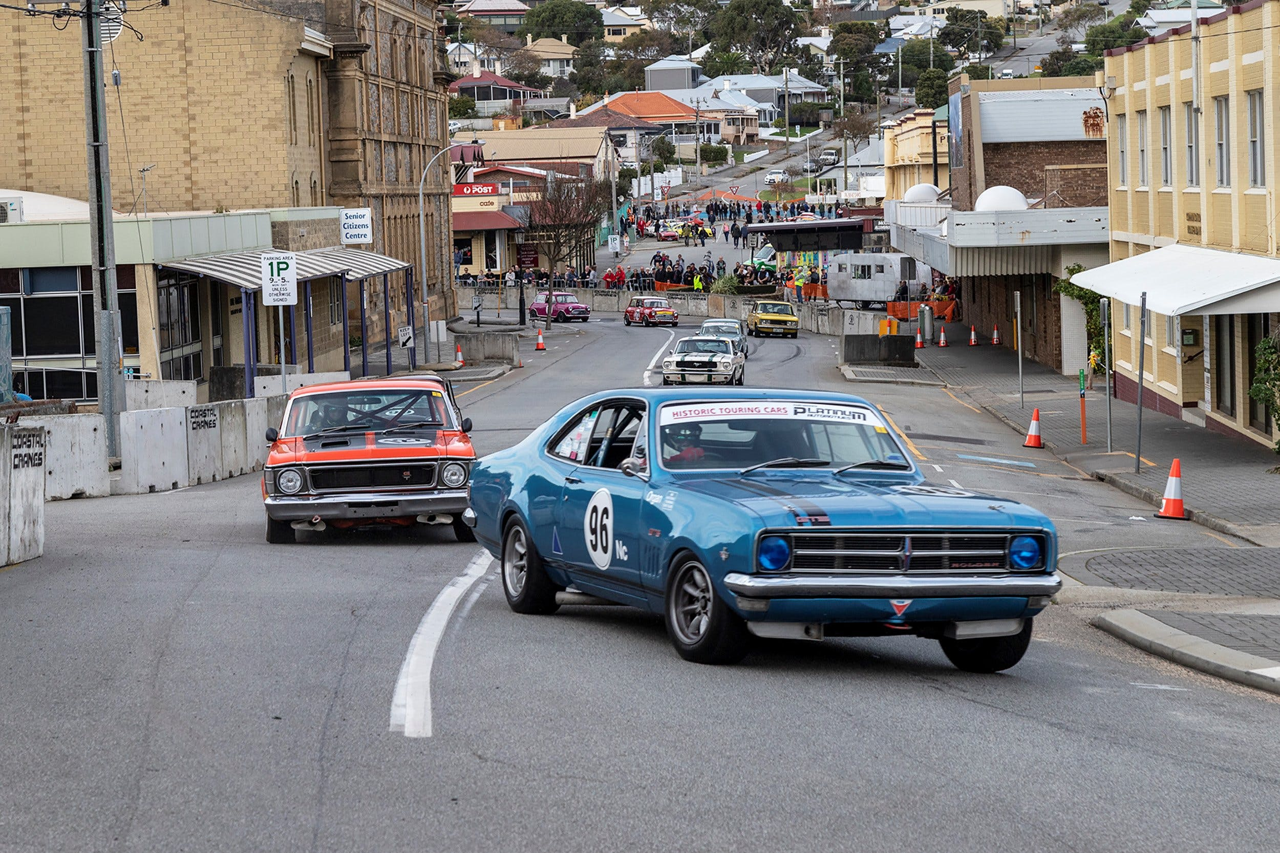 Albany Classic Motor Event - Around the Houses - VIC Tourism