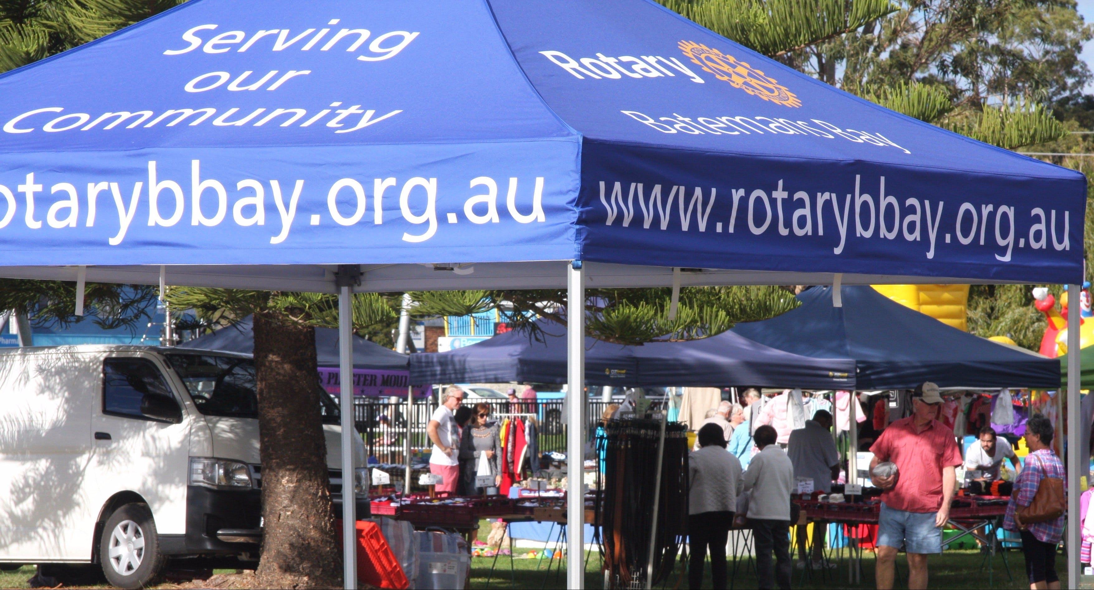 Batemans Bay Sunday Market - VIC Tourism
