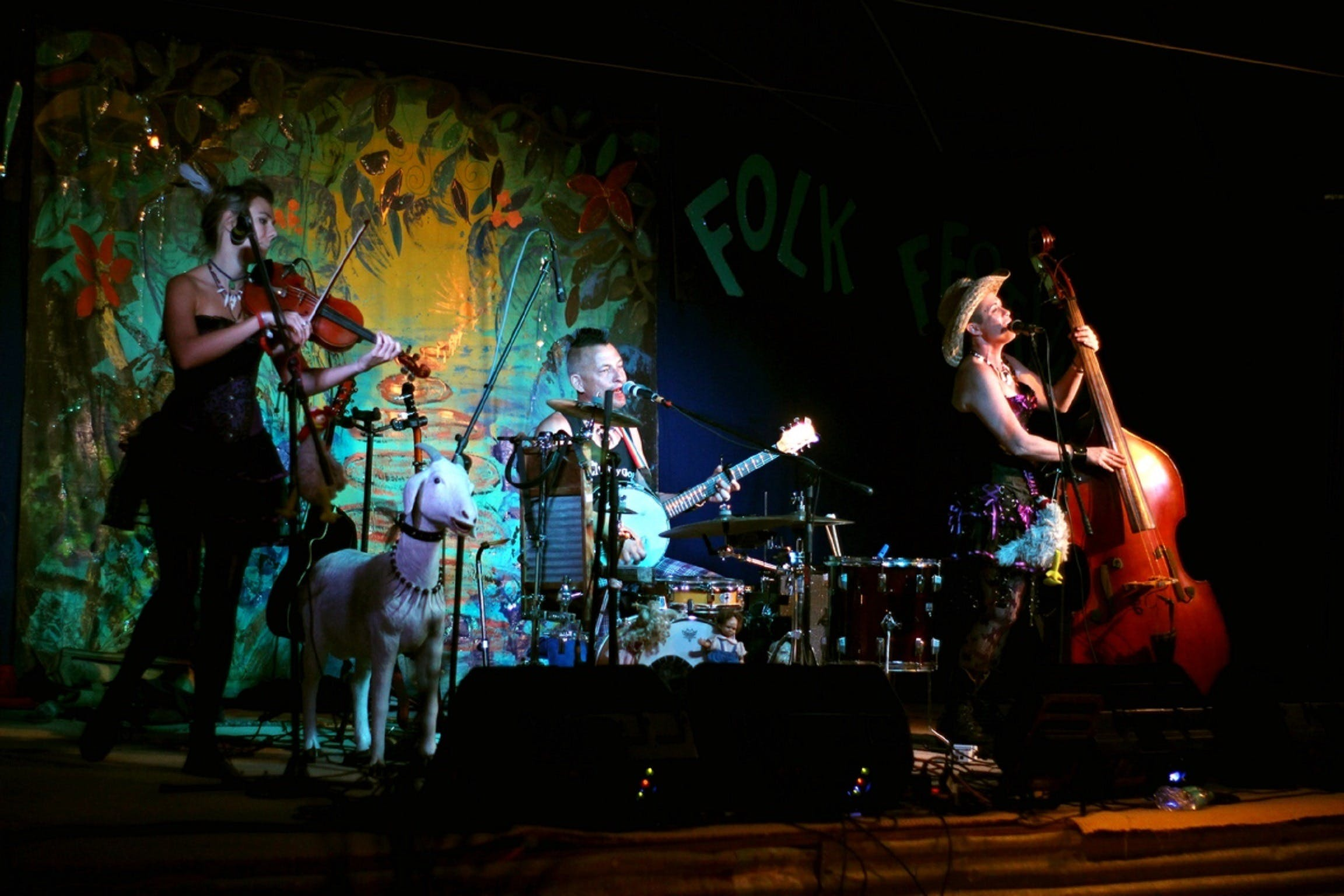 Bony Mountain Folk Festival - VIC Tourism
