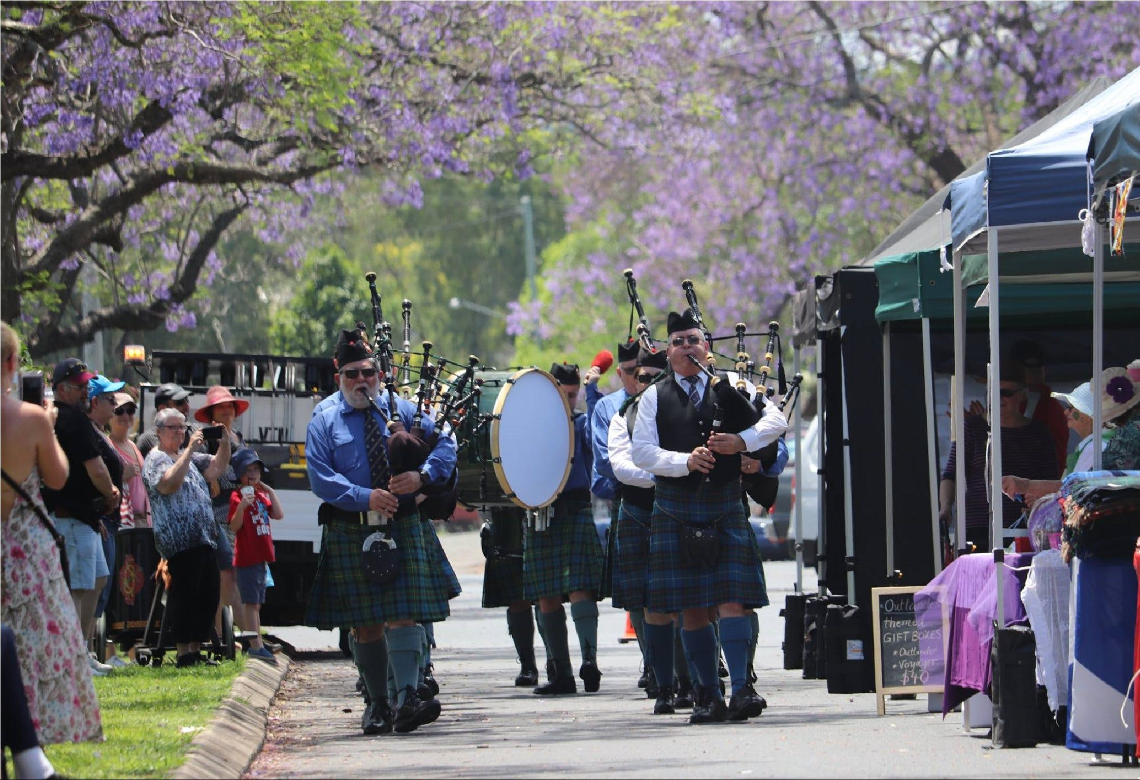 Celtic Festival of Queensland - VIC Tourism