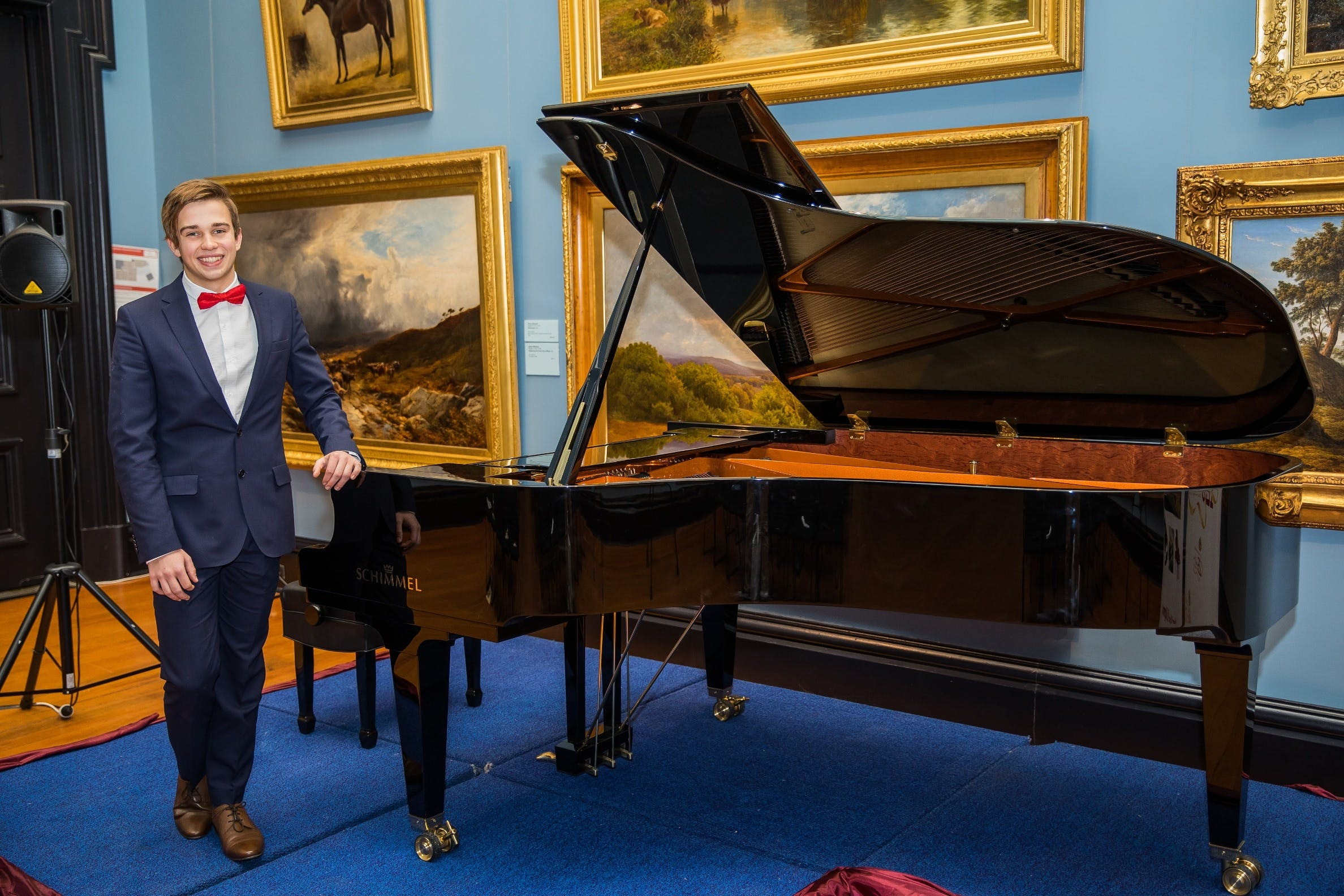 Celebrating Chopin - The Margaret Schofield Memorial Prize - VIC Tourism