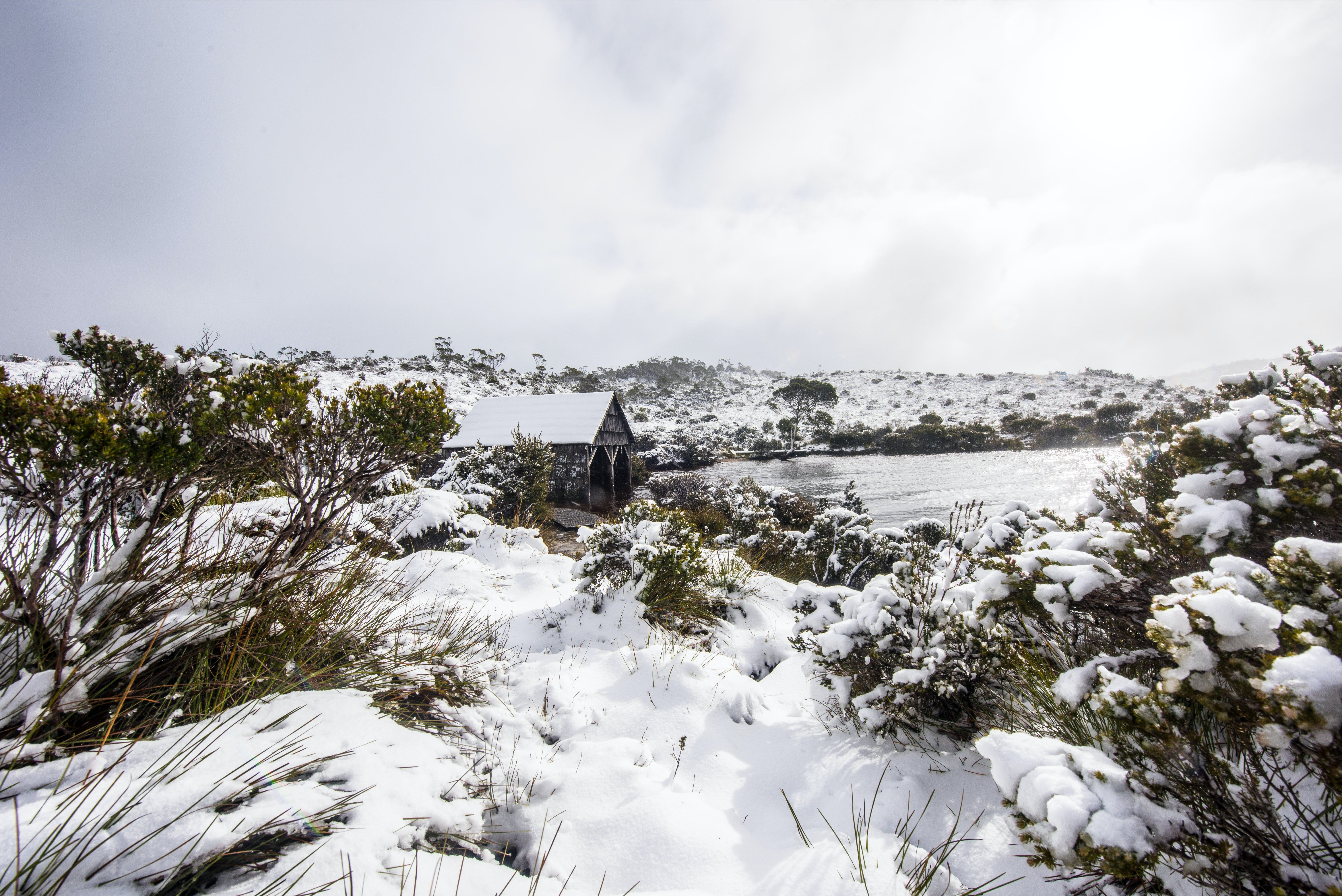 Christmas in July at Cradle Mountain Hotel 2020 - VIC Tourism