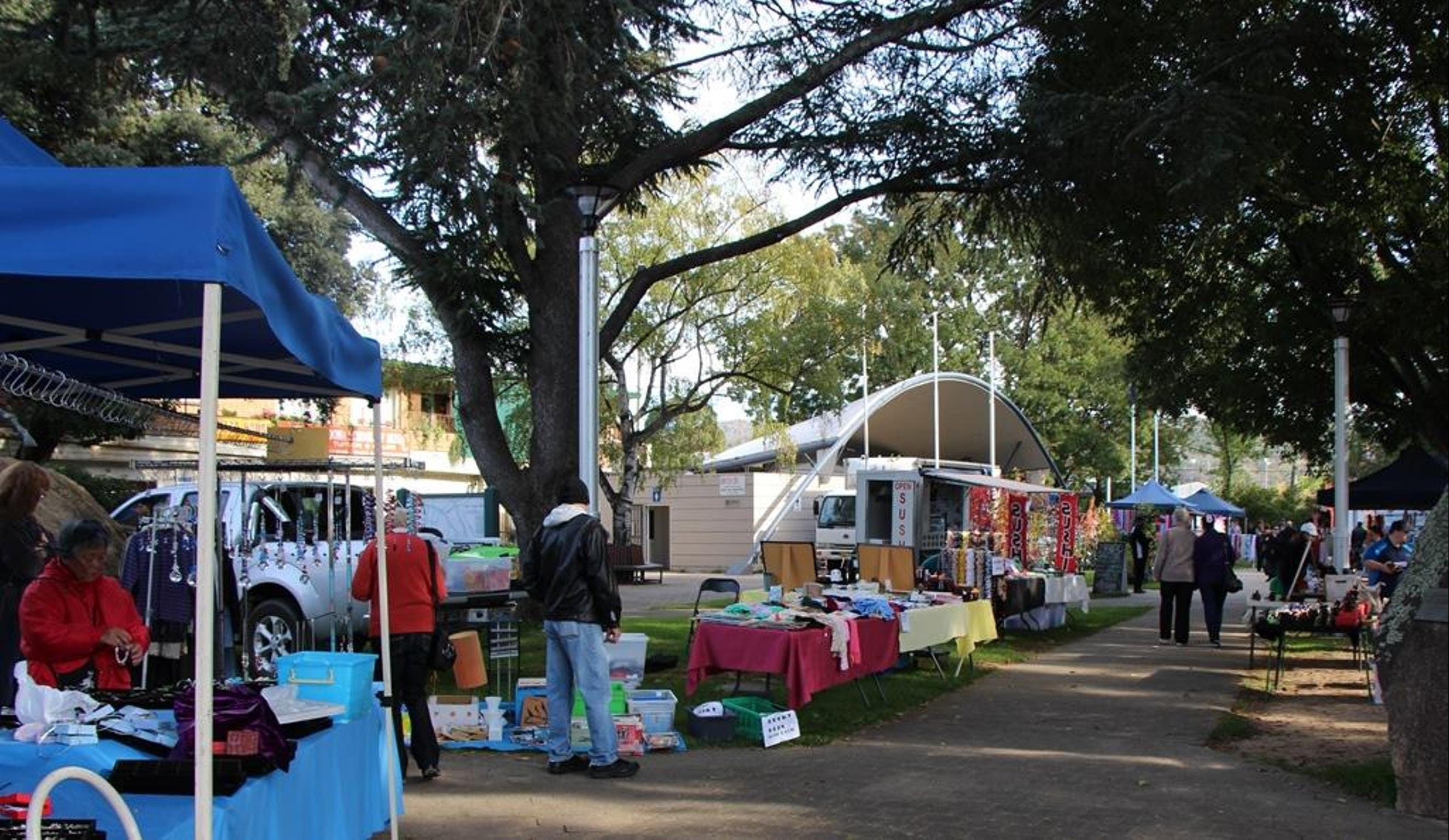 Cooma Rotary Markets - VIC Tourism