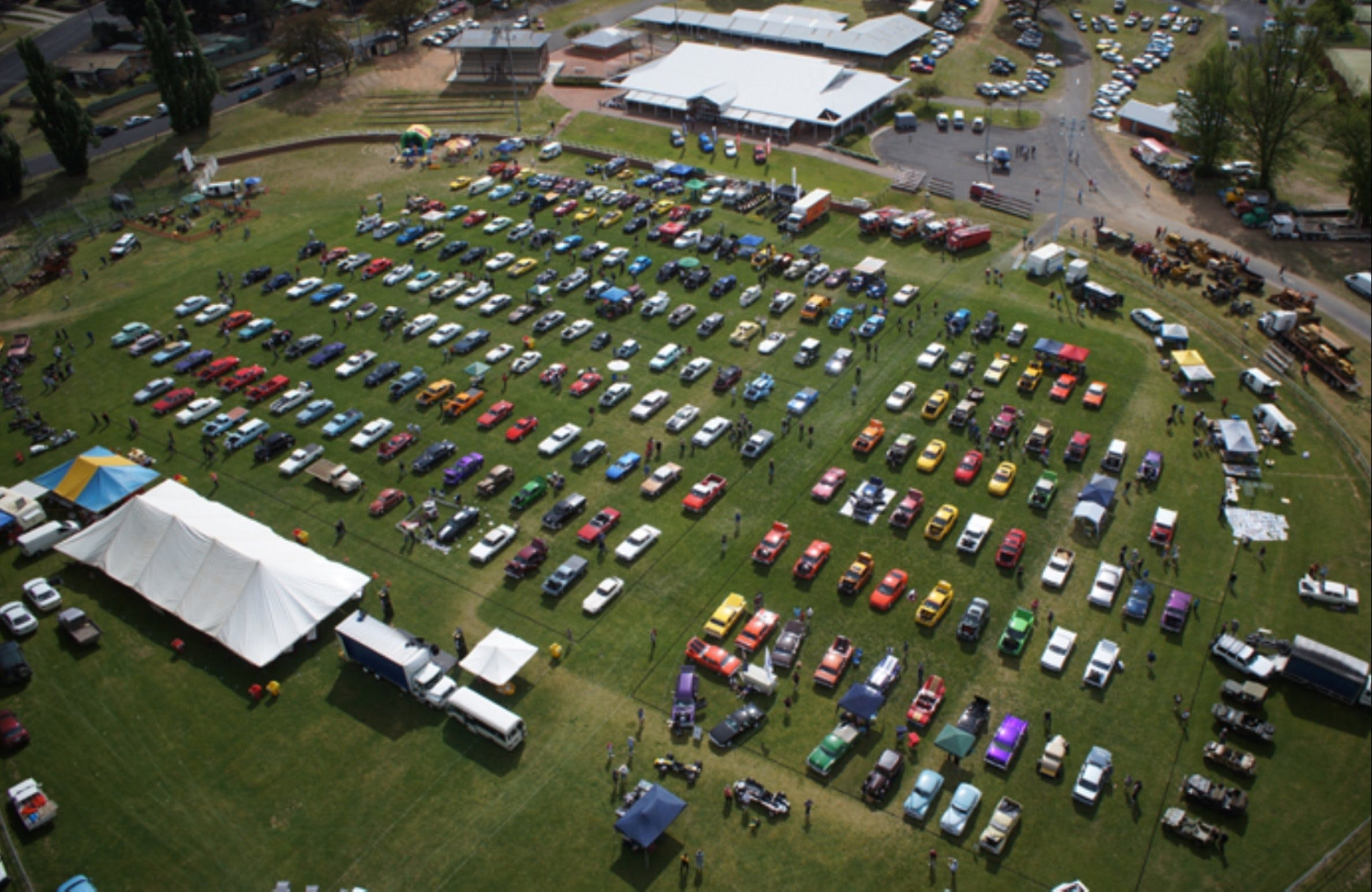 Cooma Motorfest - VIC Tourism