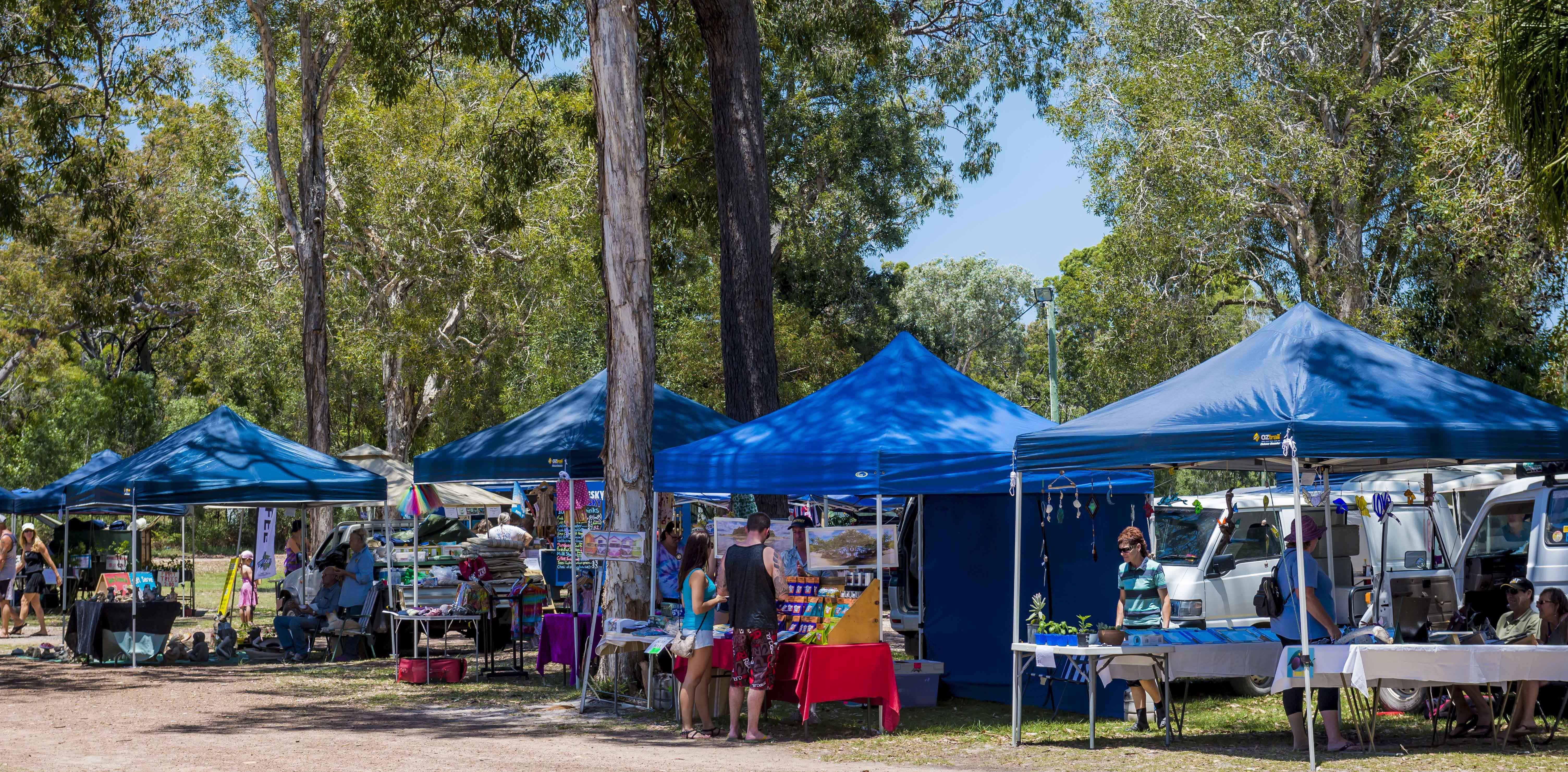 Discovery Coast Rotary Markets - VIC Tourism