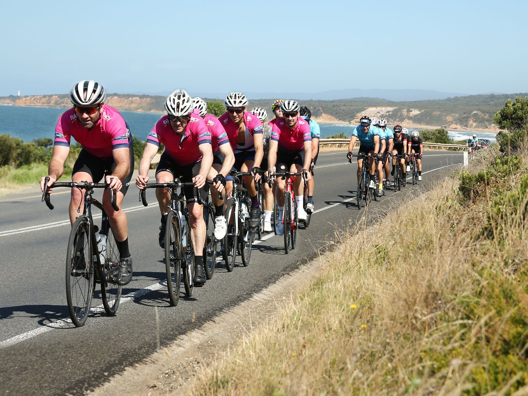 Great Ocean  Otway Classic Ride - VIC Tourism