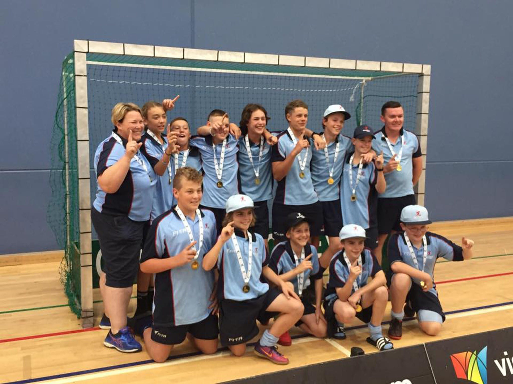 Hockey NSW Indoor State Championship  Under 18 Boys - VIC Tourism