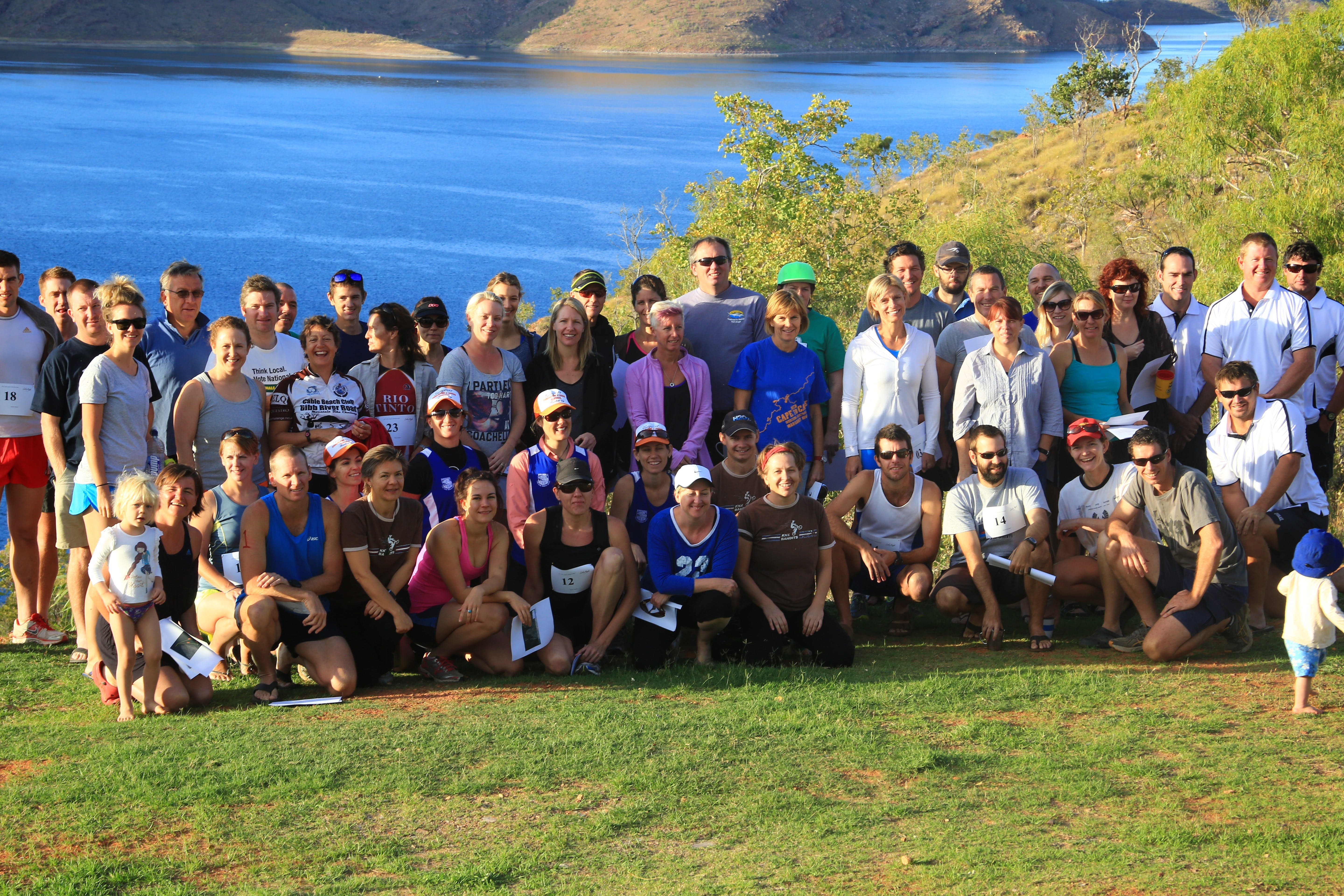 Lake Argyle Adventure Race - VIC Tourism