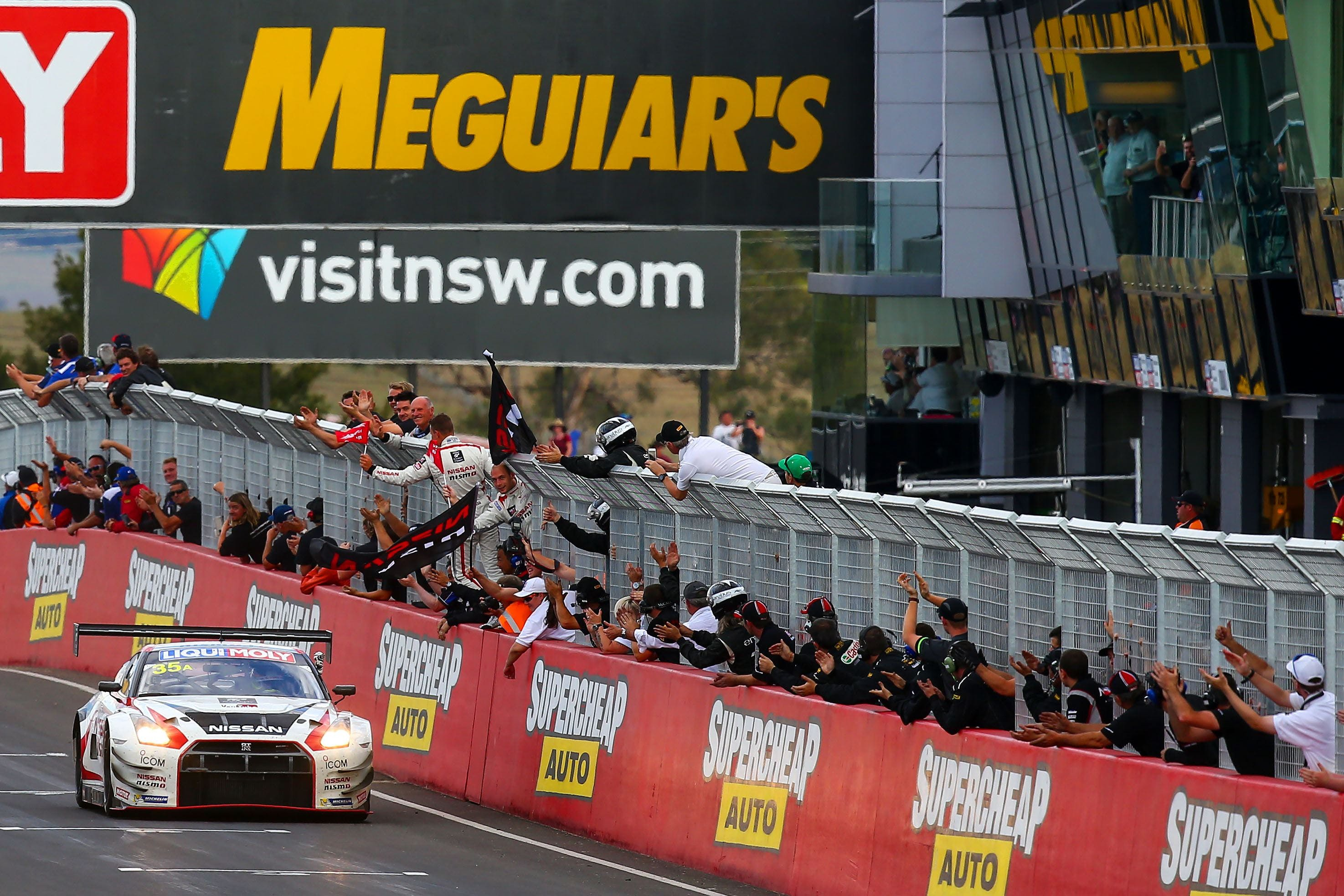Liqui-Moly Bathurst 12 Hour - VIC Tourism