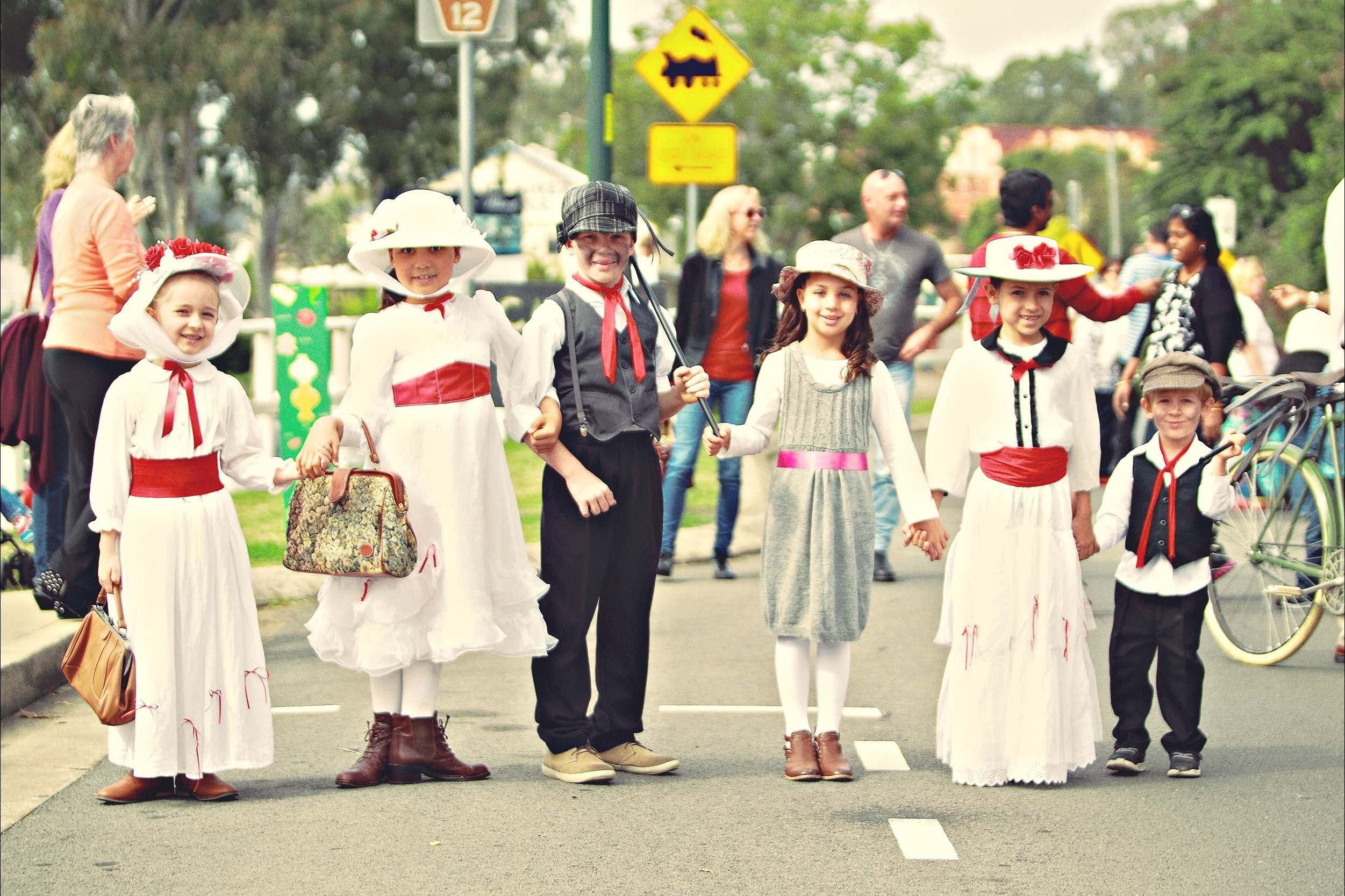 Mary Poppins Festival - VIC Tourism