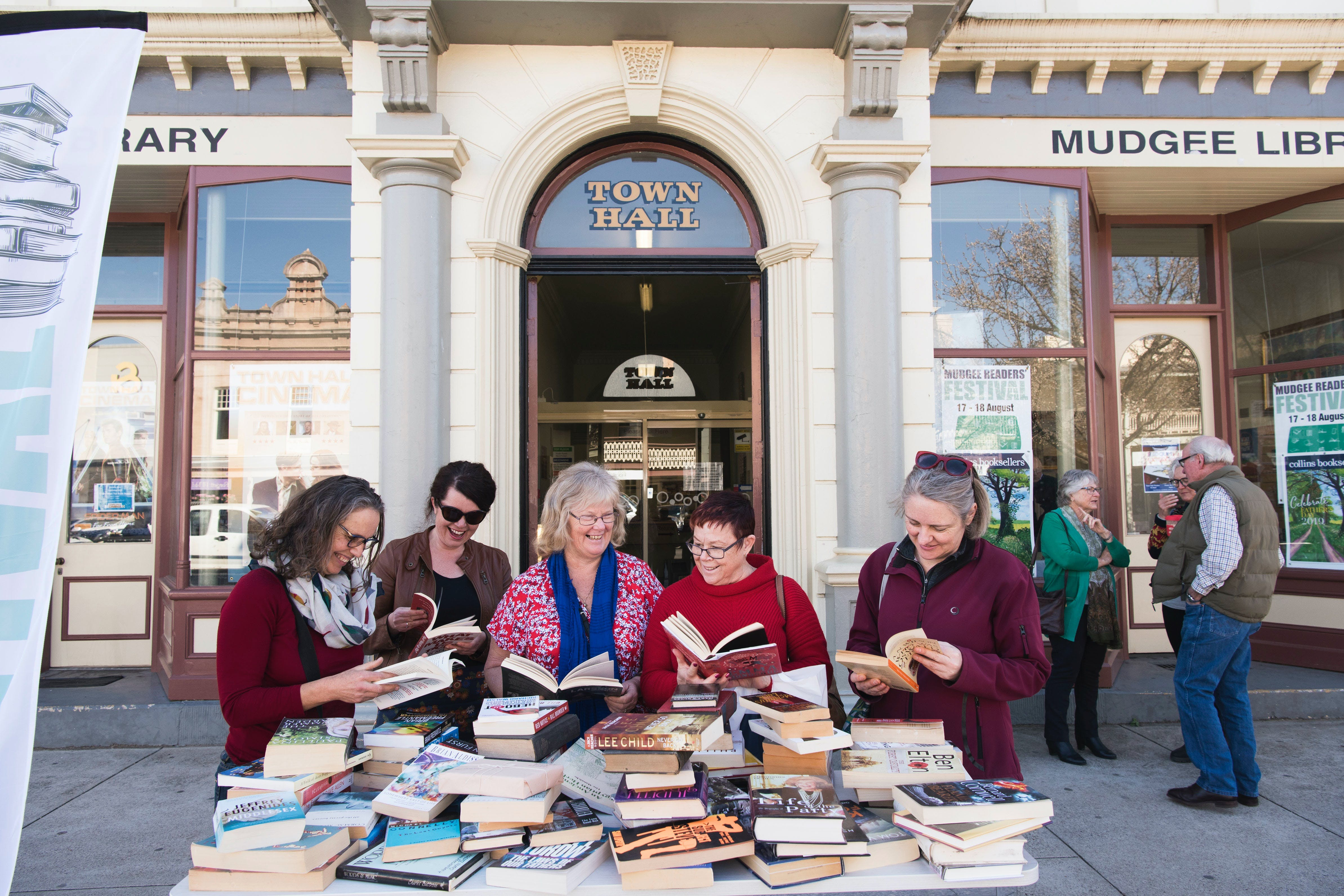 Mudgee Readers' Festival - VIC Tourism