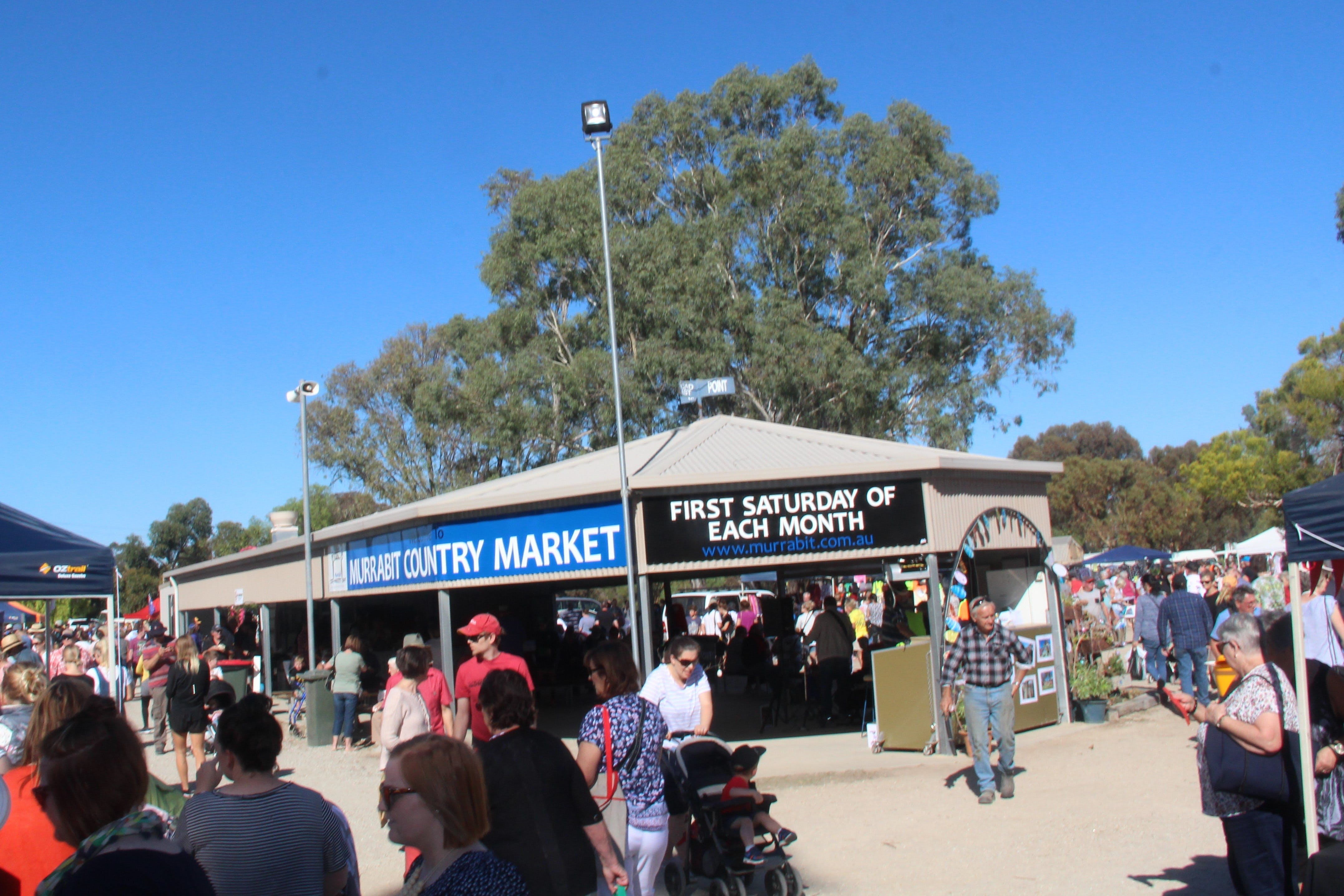 Murrabit Country Market - VIC Tourism