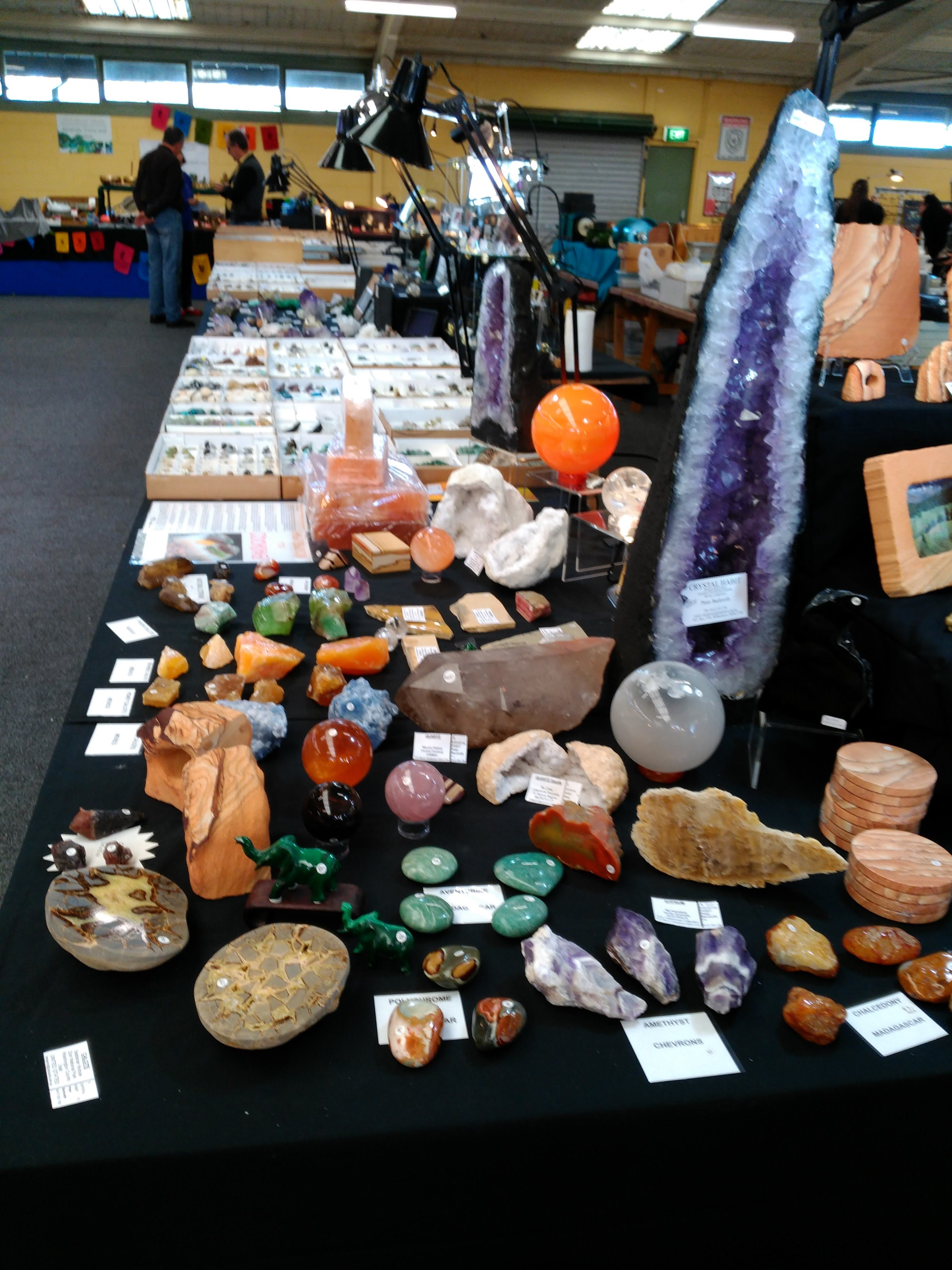 National Gem And Crystal Expo - VIC Tourism