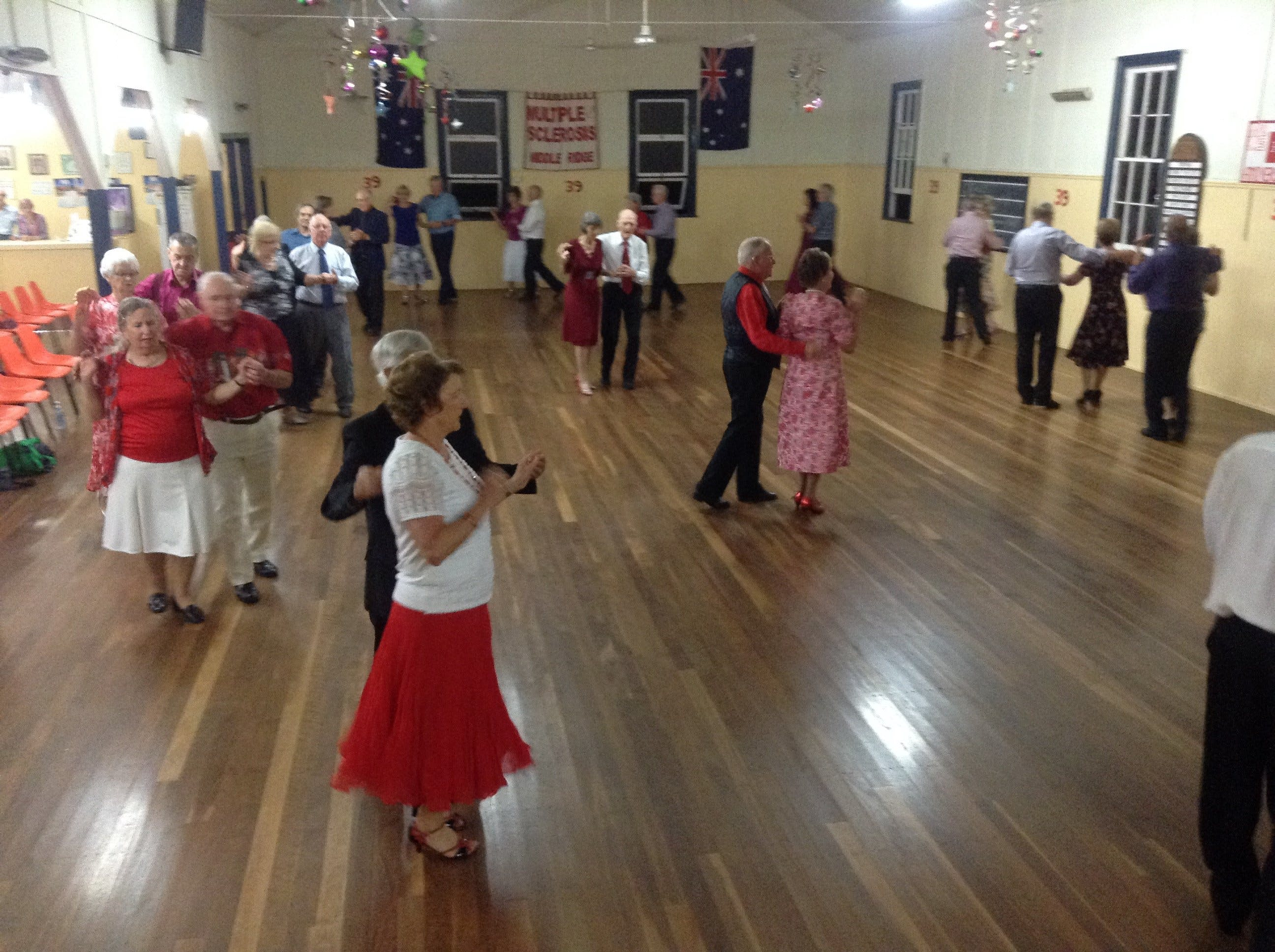 Old Time Dance - VIC Tourism