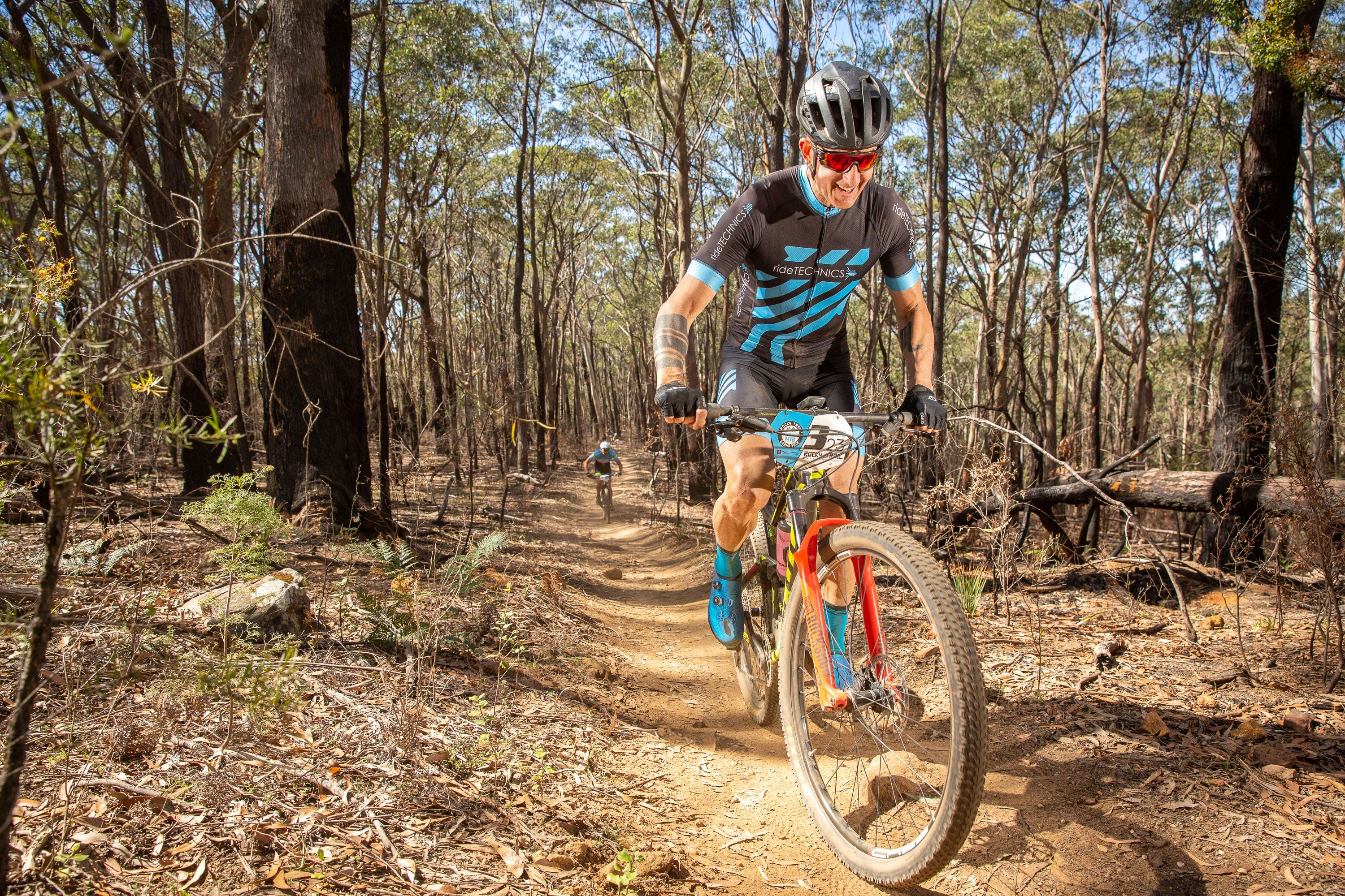 Shimano Mountain Bike Grand Prix Race Six Kempsey - VIC Tourism
