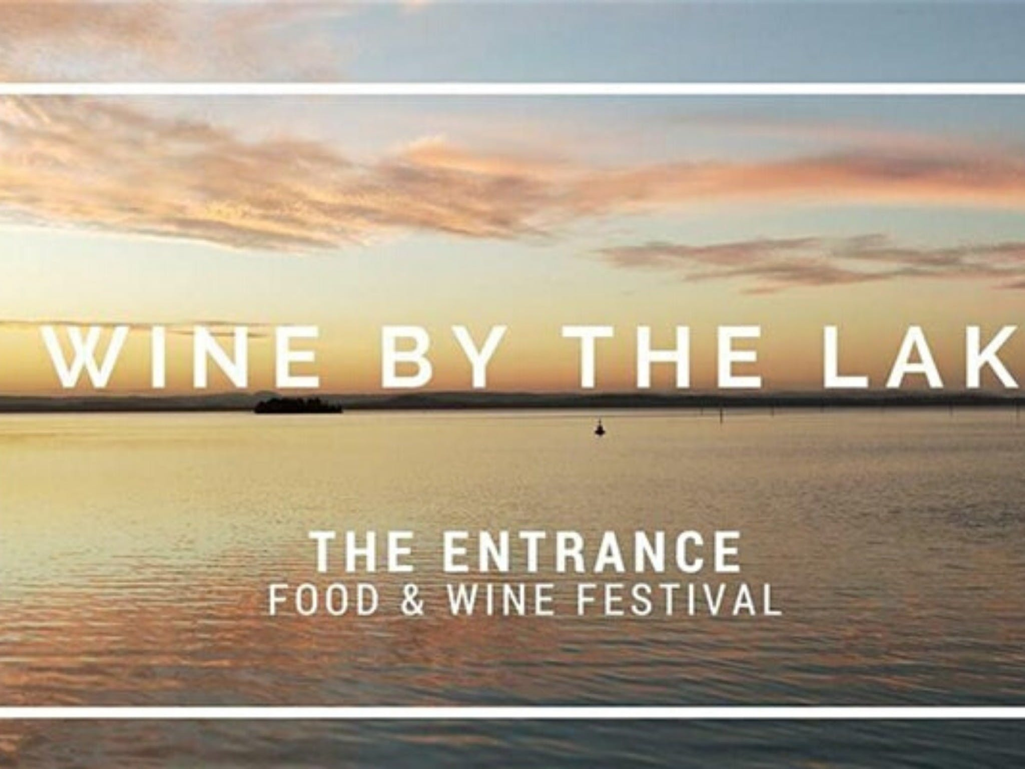 The Entrance Food and Wine Festival - VIC Tourism