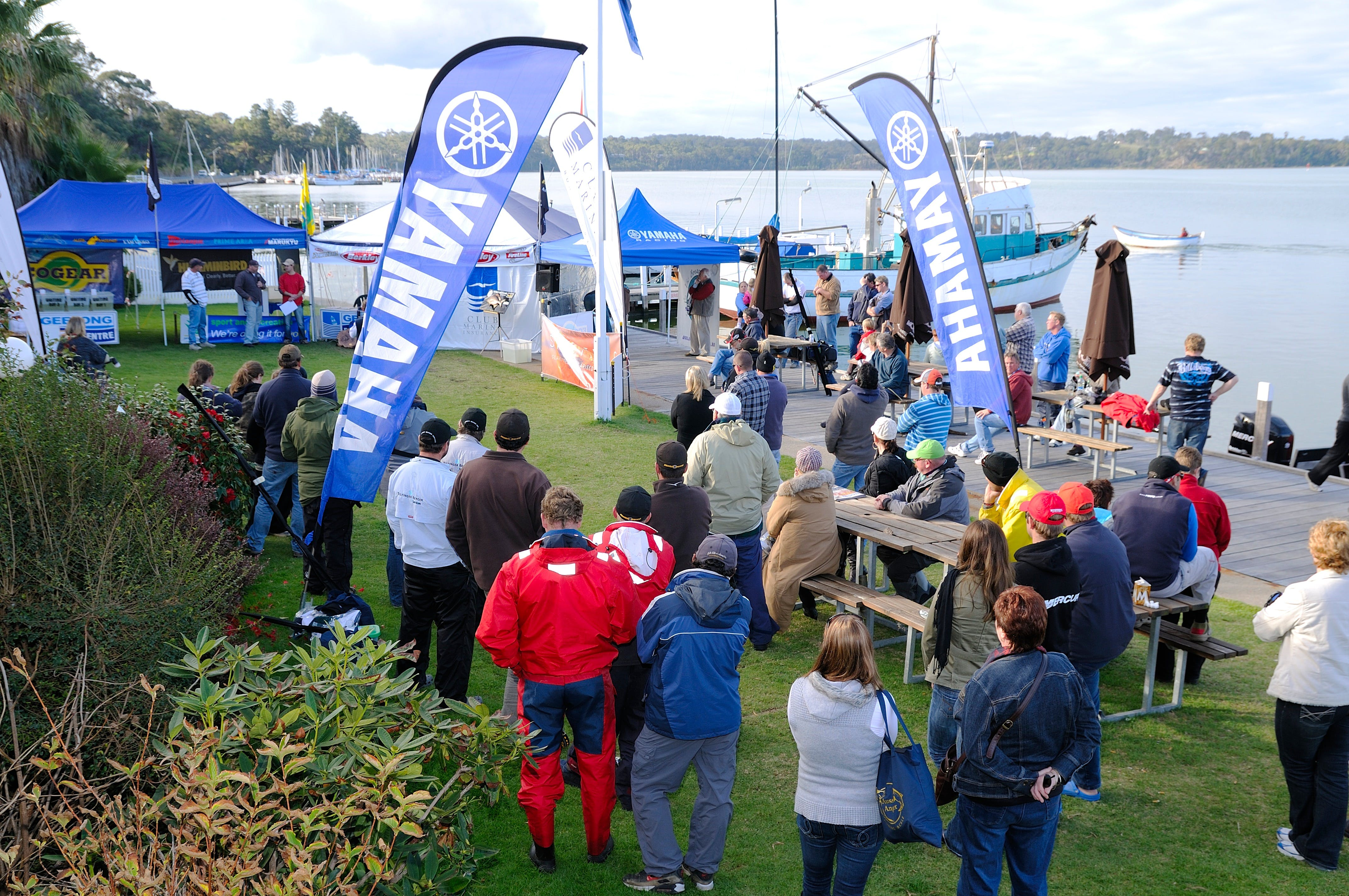 Twin Rivers Bream Classic - VIC Tourism