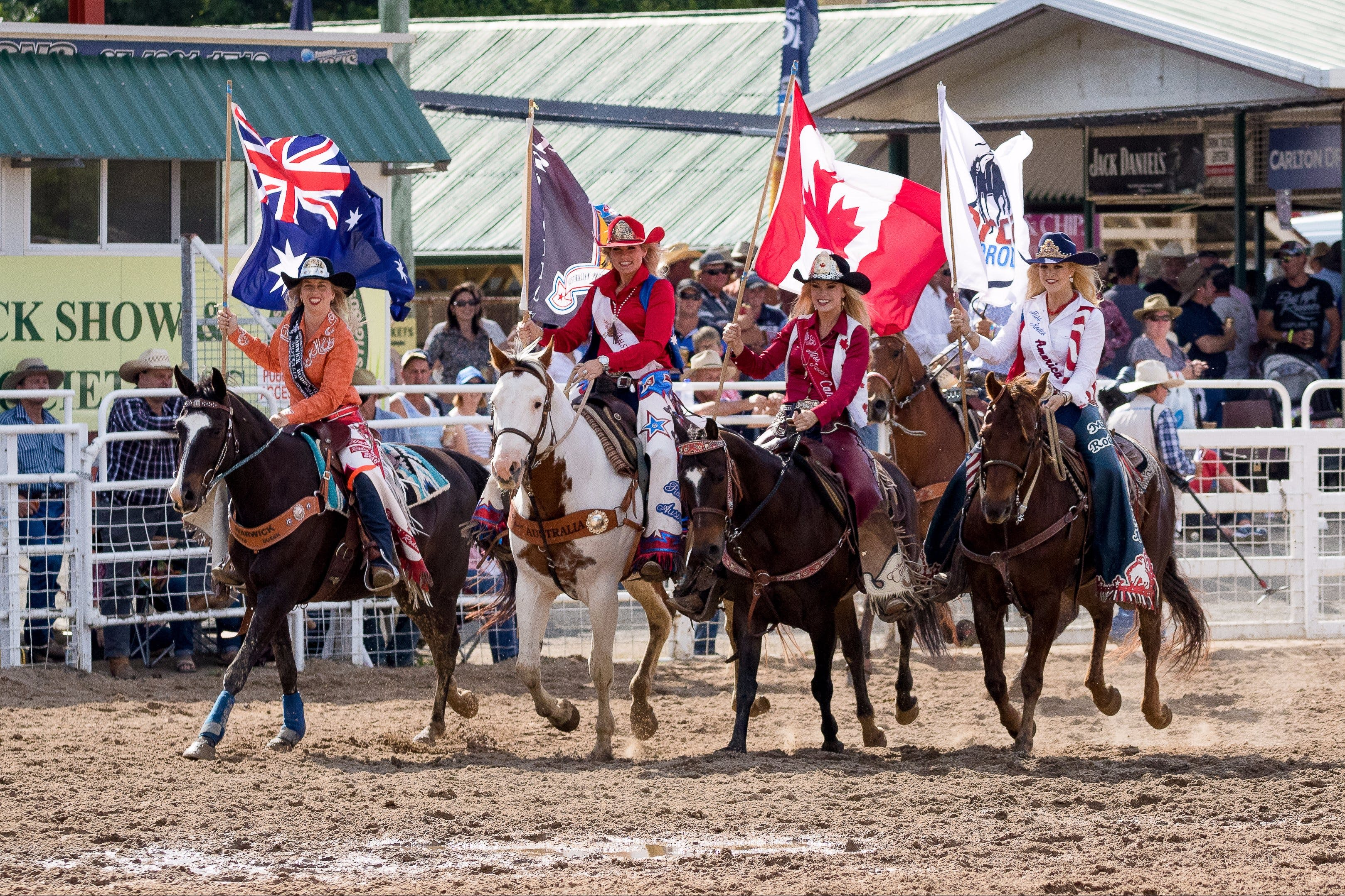 Warwick Rodeo National APRA National Finals and Warwick Gold Cup Campdraft - VIC Tourism