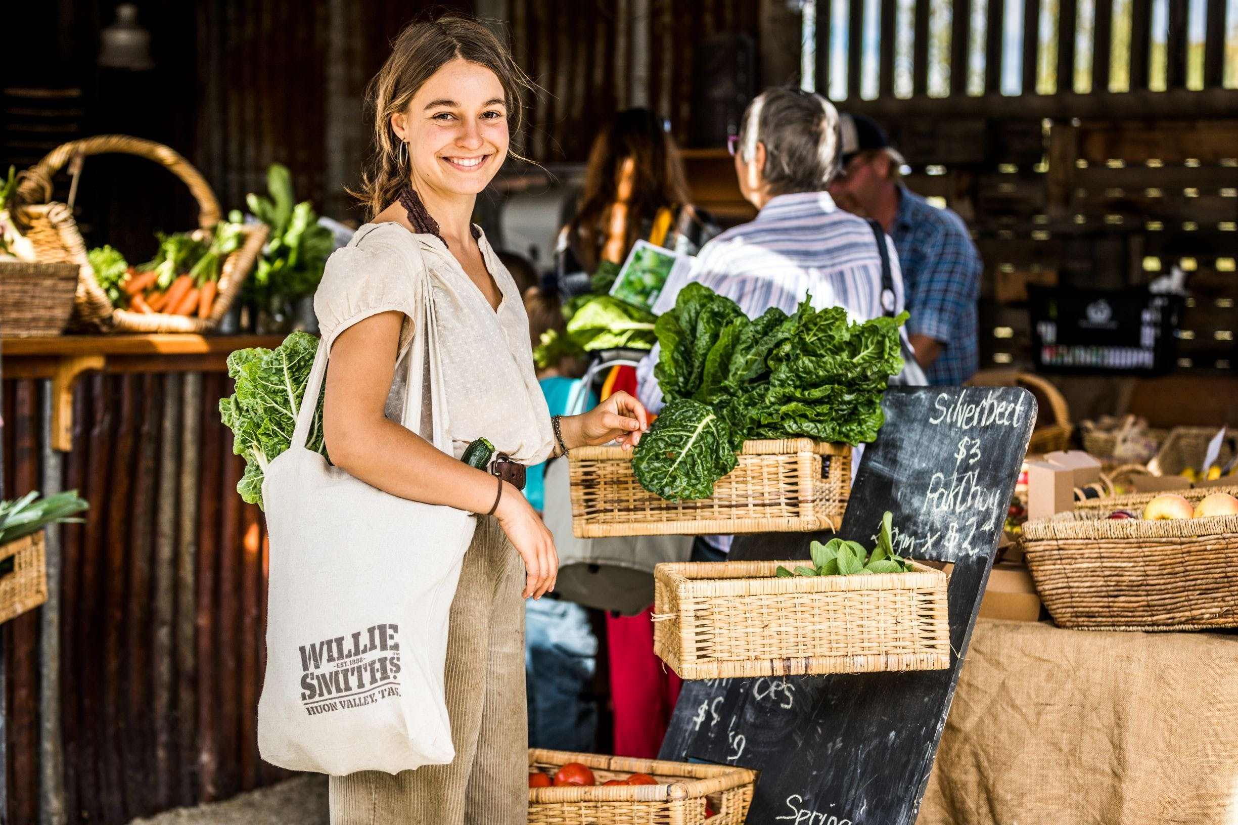Willie Smith's Artisan and Produce Market - VIC Tourism