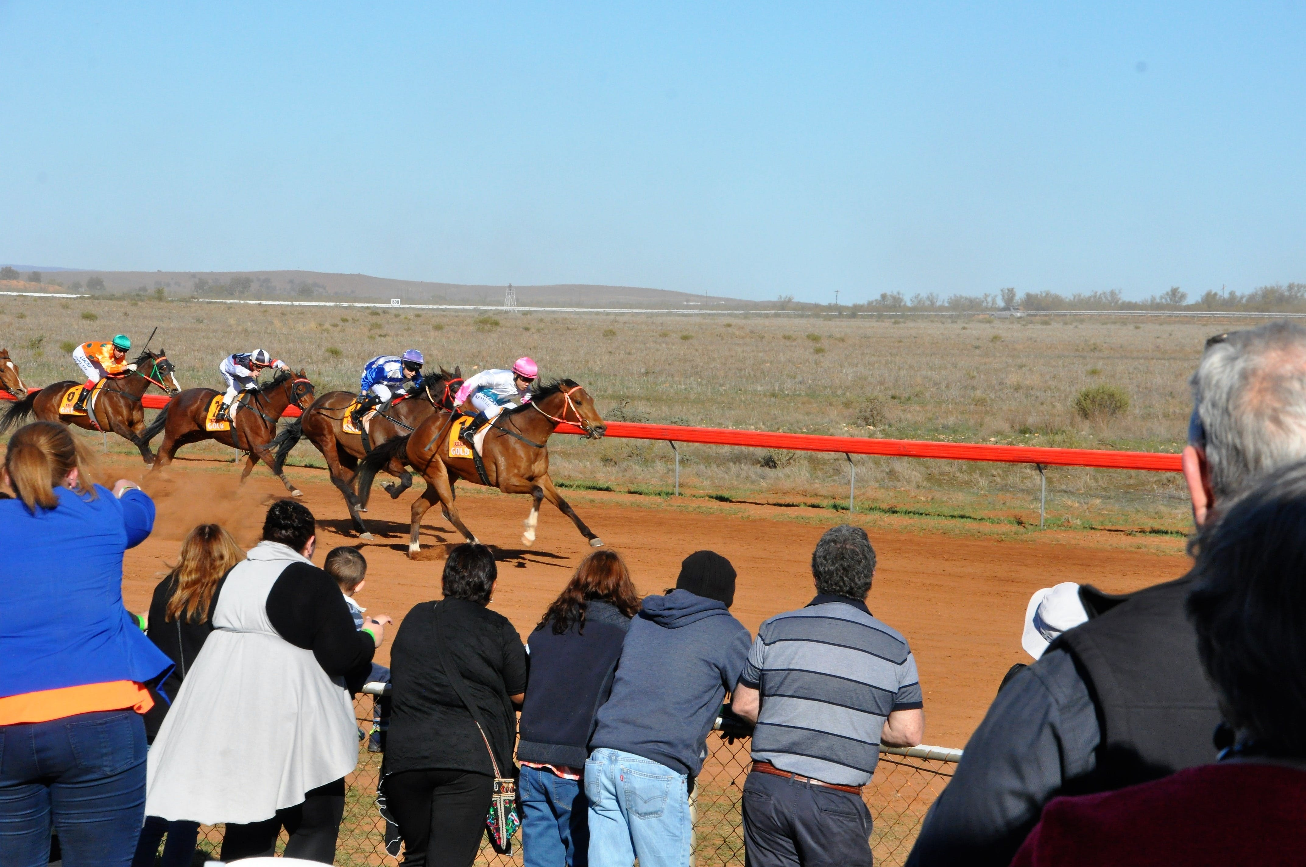2020 Quorn Cup - VIC Tourism