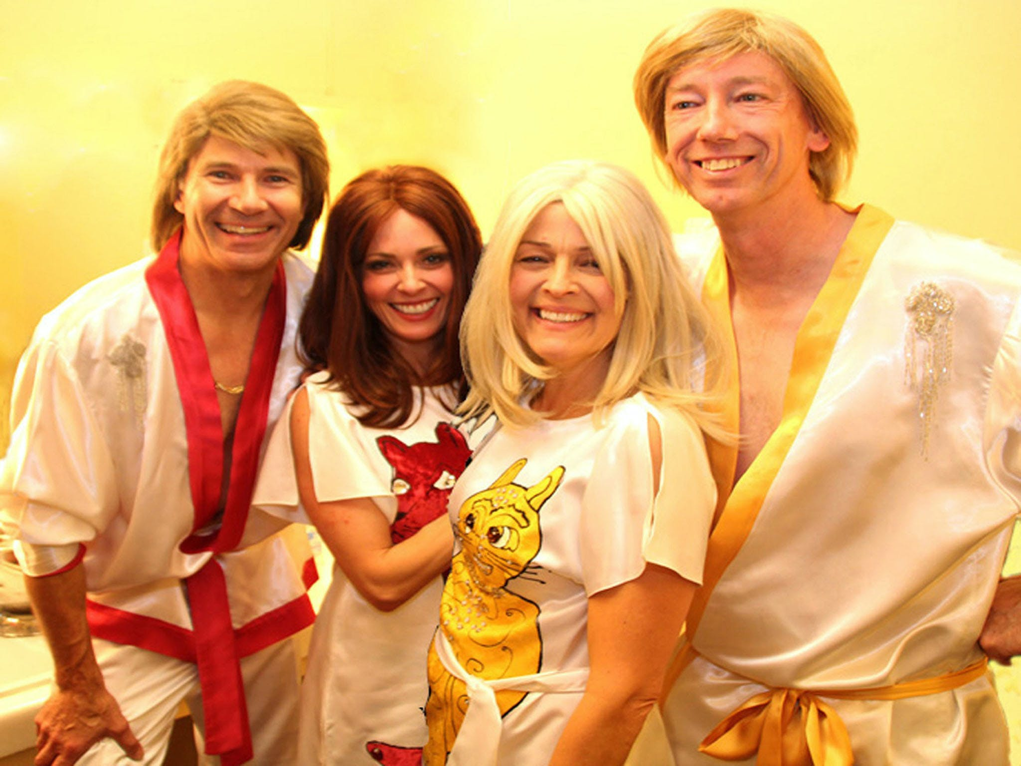 ABBA Gold Tribute Show - VIC Tourism