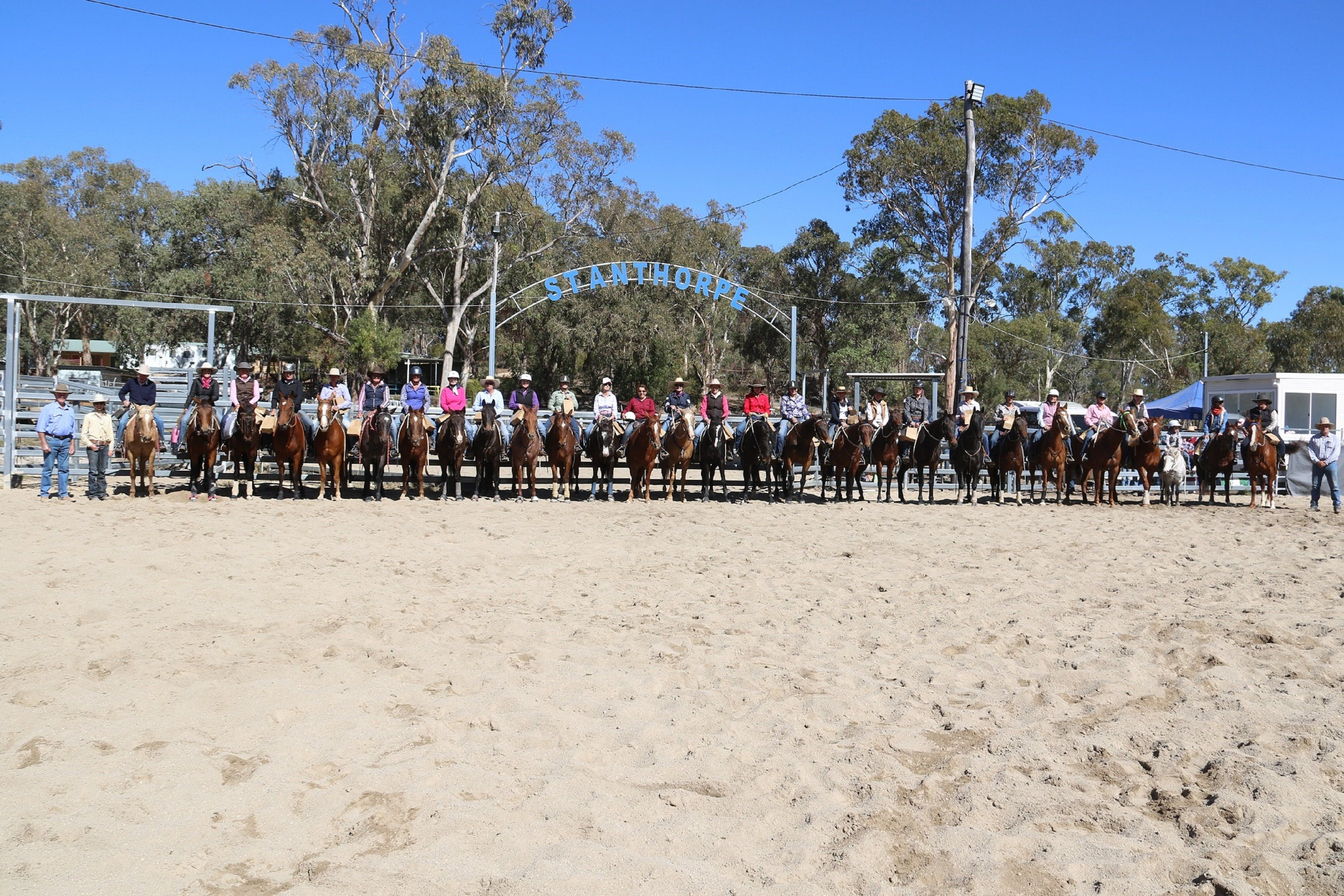 Australian Campdraft Association National Finals Campdraft 2021 - VIC Tourism