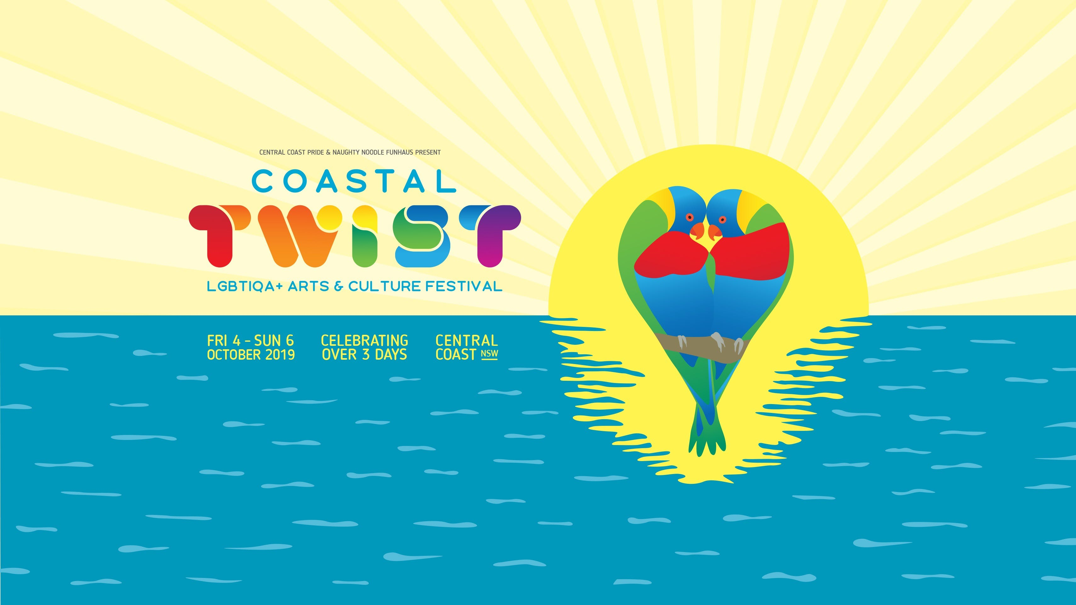Coastal Twist LGBTIQA Arts and Culture Festival - VIC Tourism