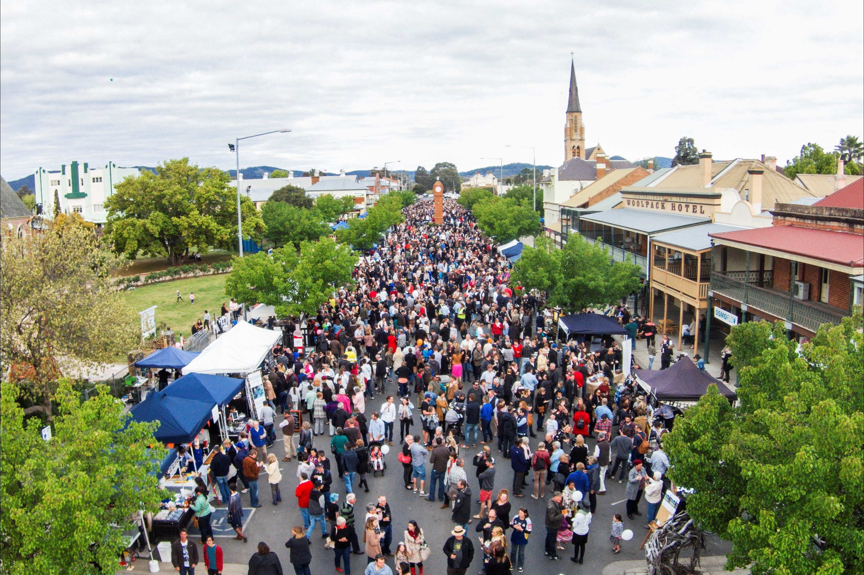 Flavours of Mudgee - VIC Tourism