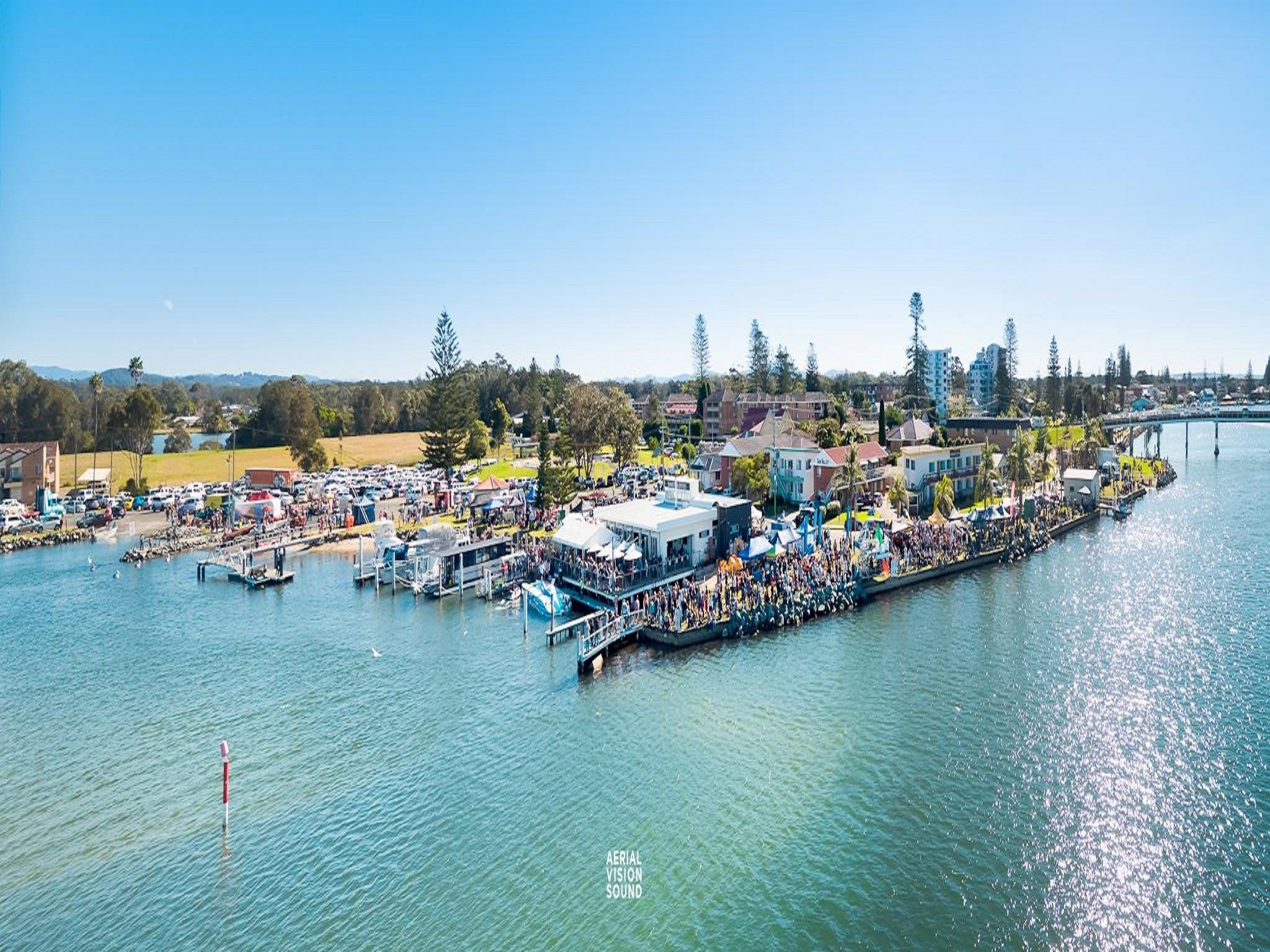 Fred Williams Aquatic Festival - VIC Tourism