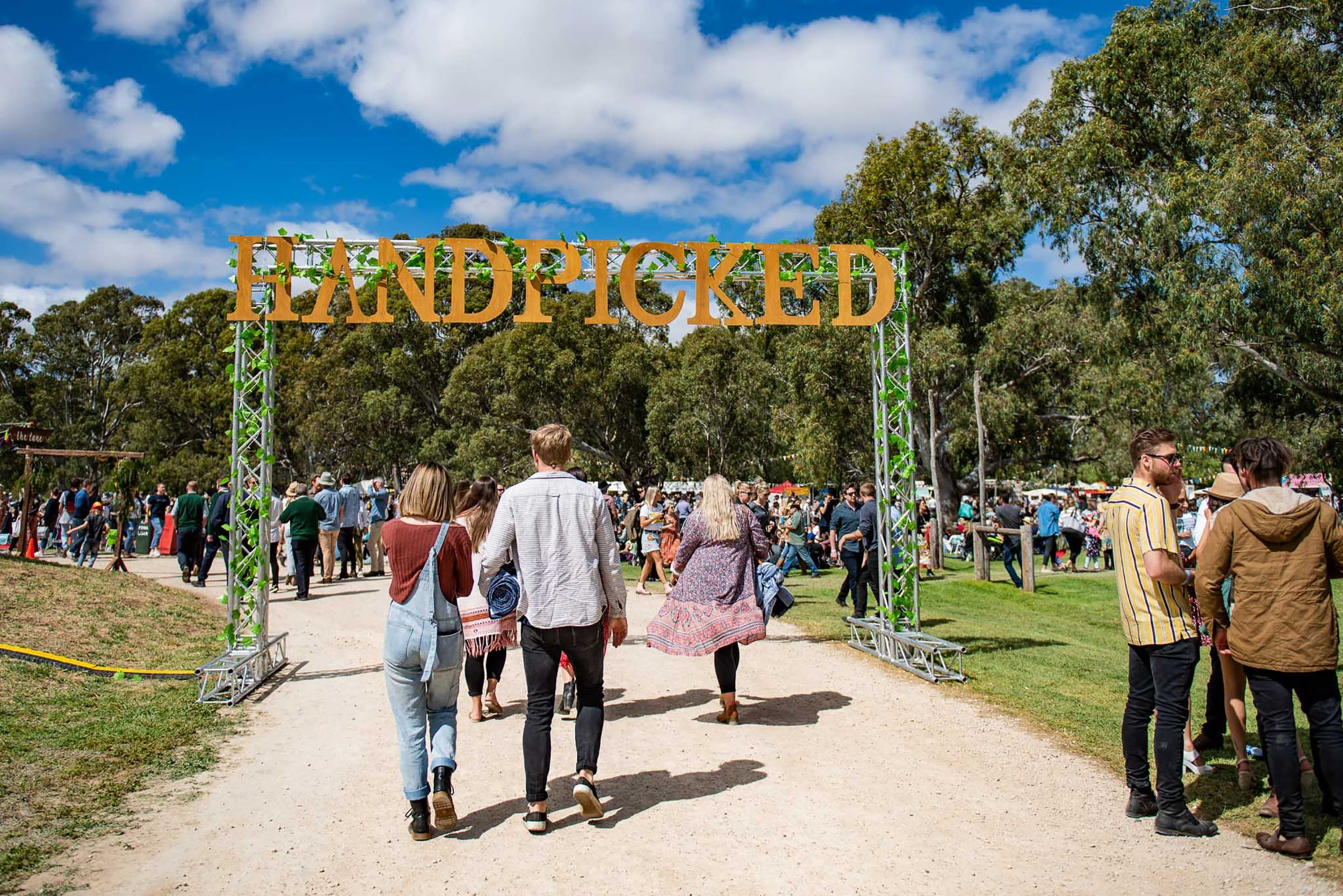 Handpicked Festival - VIC Tourism