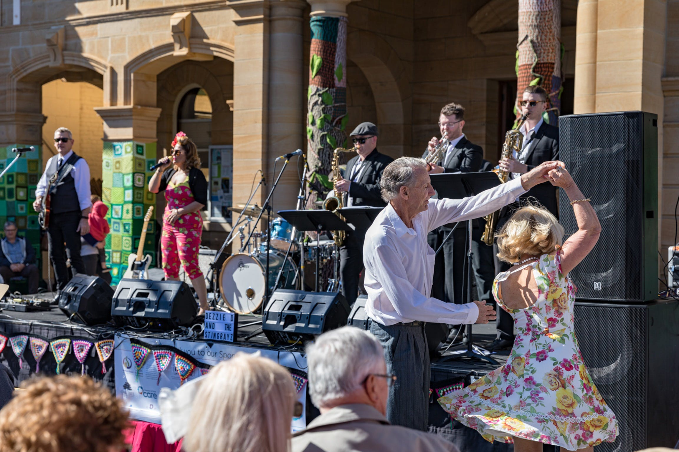 Jumpers and Jazz in July Festival - VIC Tourism