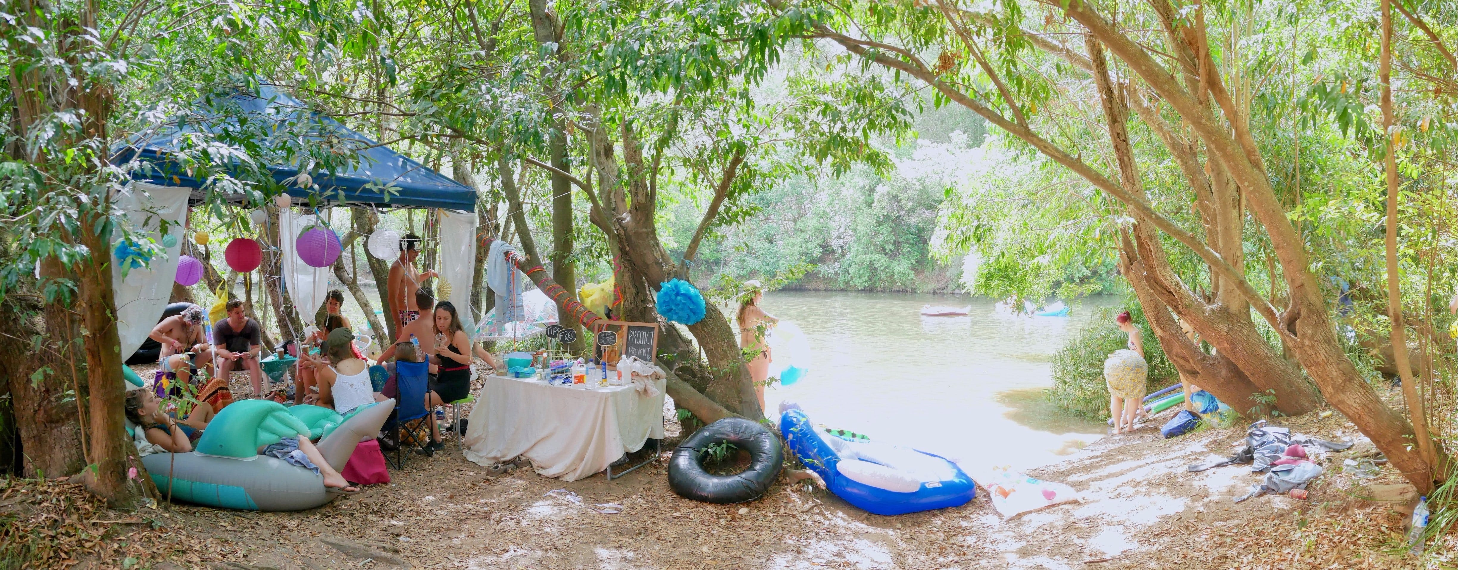 Jungle Love Festival - VIC Tourism