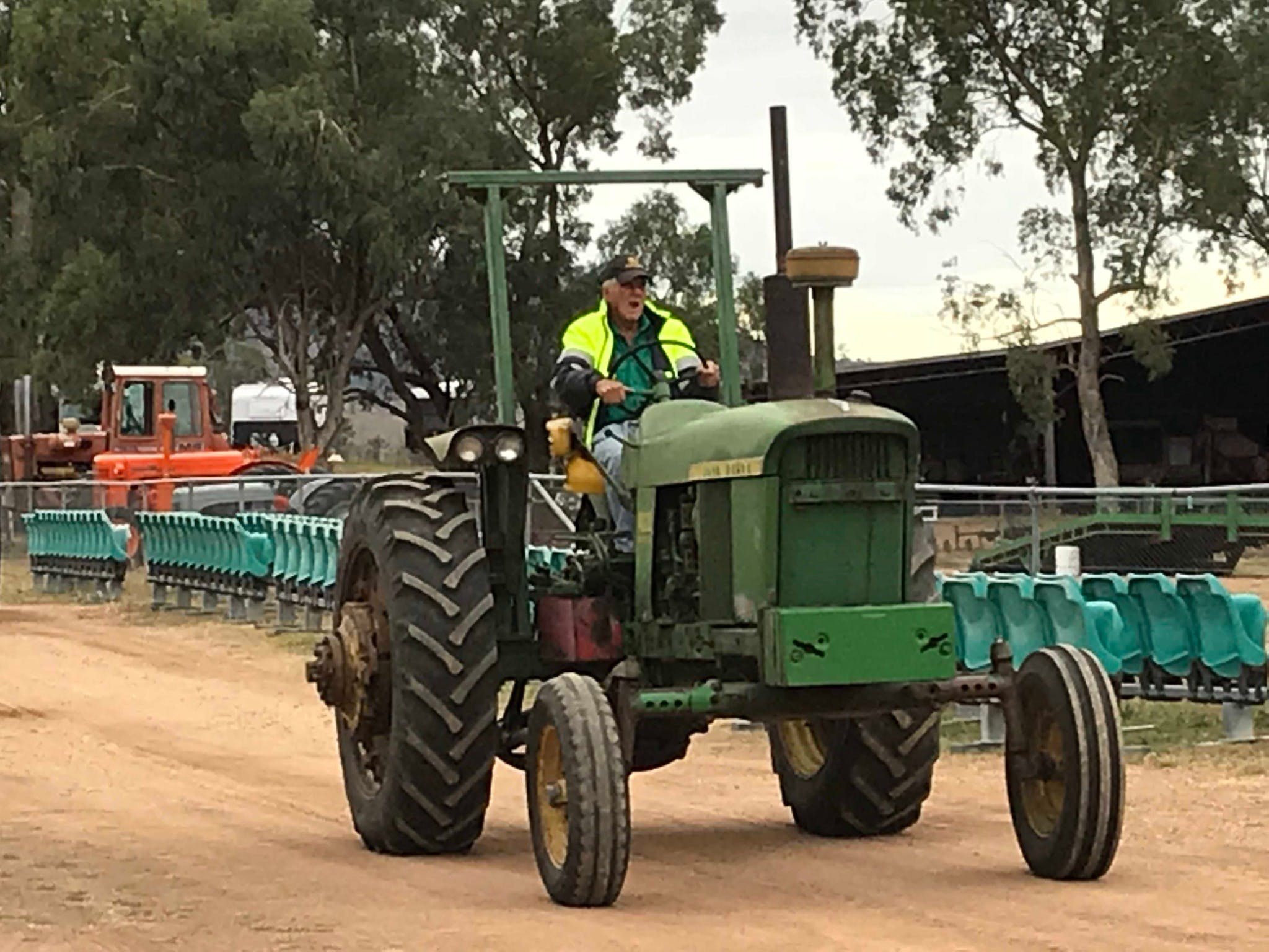 Liverpool Plains Wheels in Motion - VIC Tourism