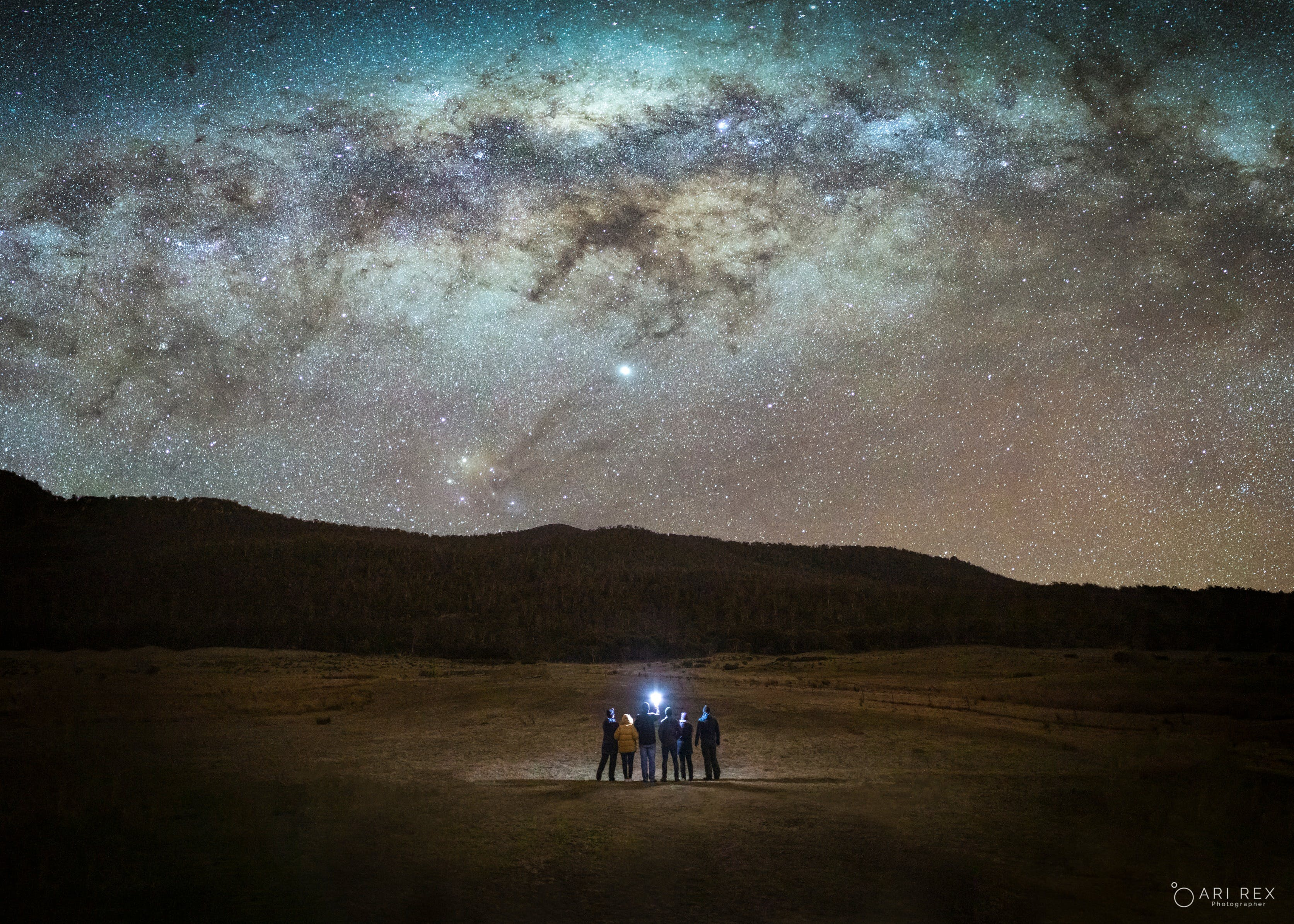 Milky Way Photography Workshop with Ari Rex - VIC Tourism
