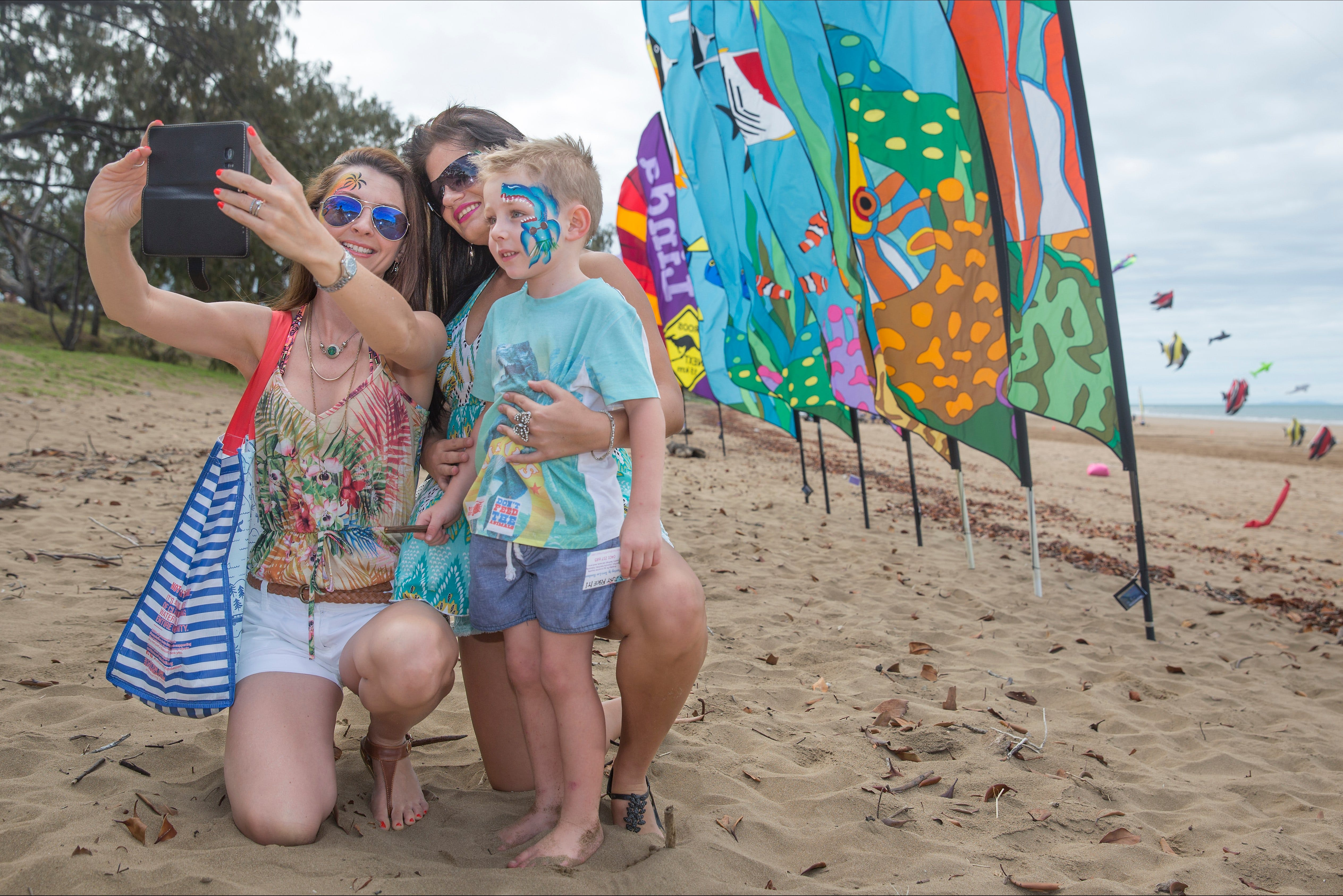 Sarina Beach Coconut Festival - VIC Tourism