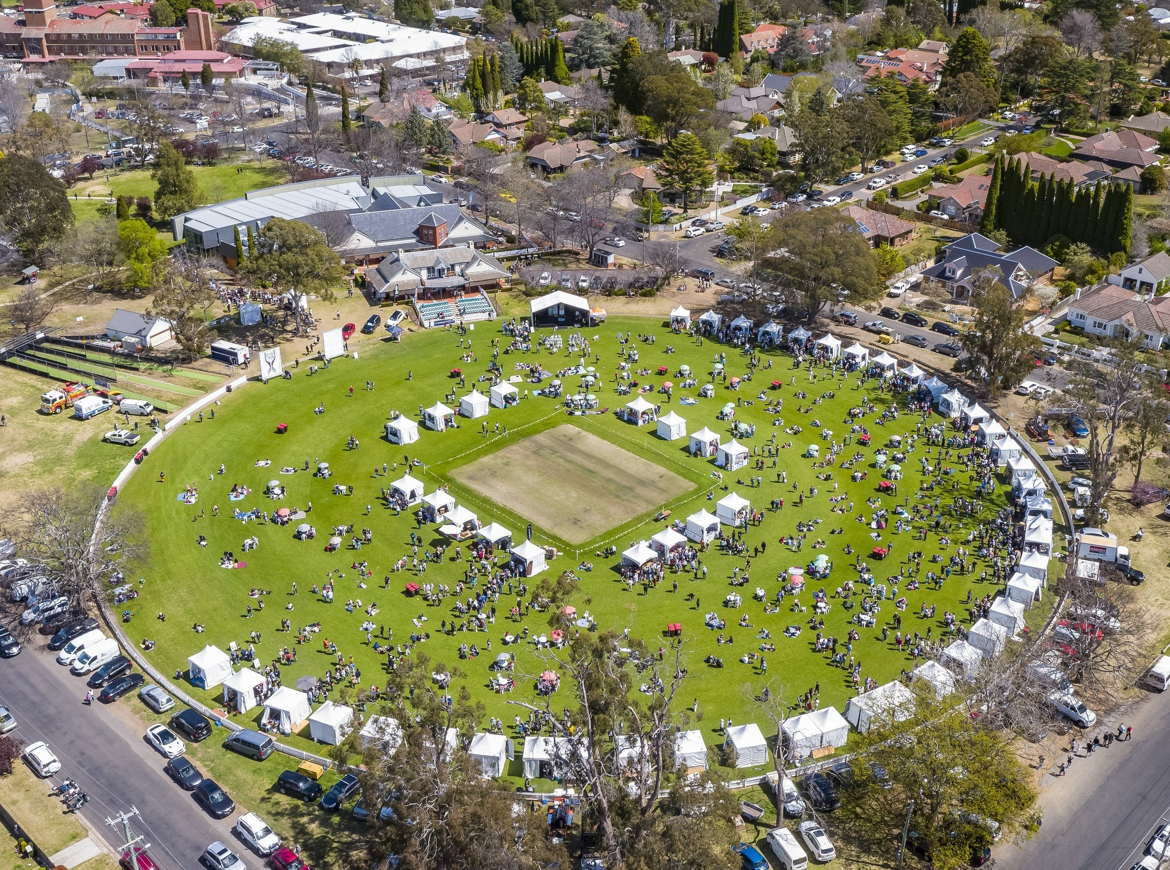 Southern Highlands Food and Wine Festival - VIC Tourism
