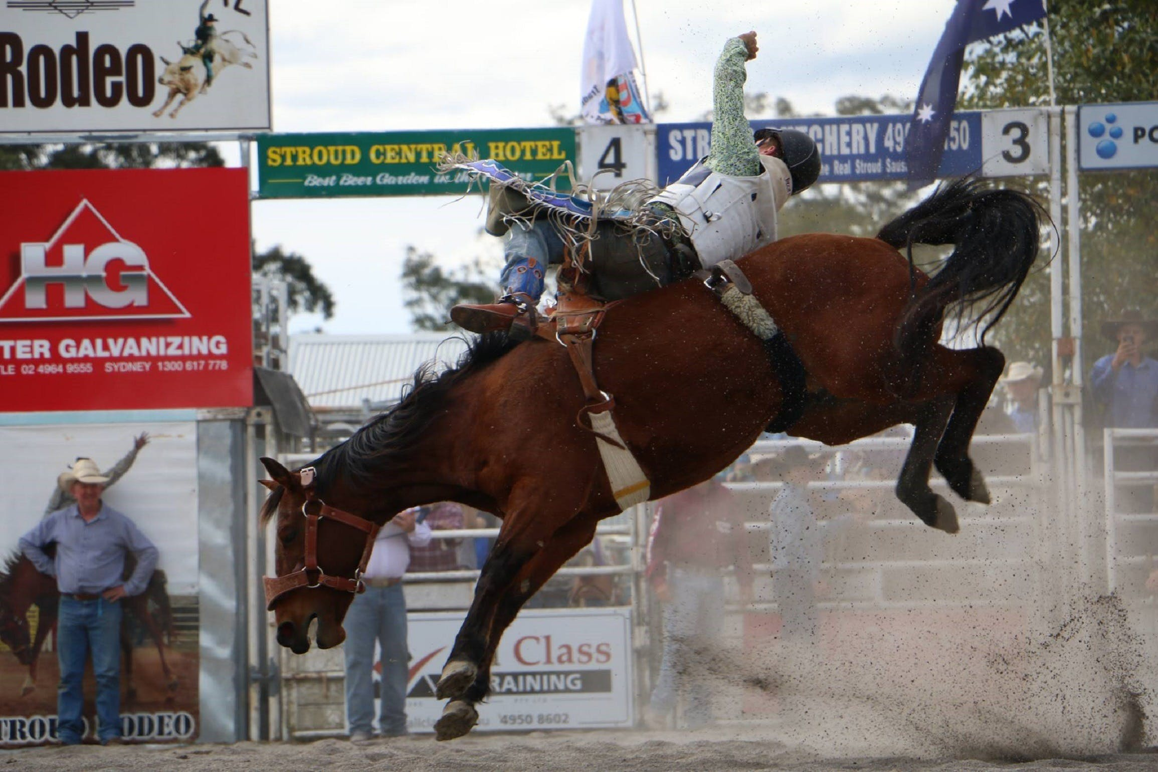 Stroud Rodeo and Campdraft - VIC Tourism