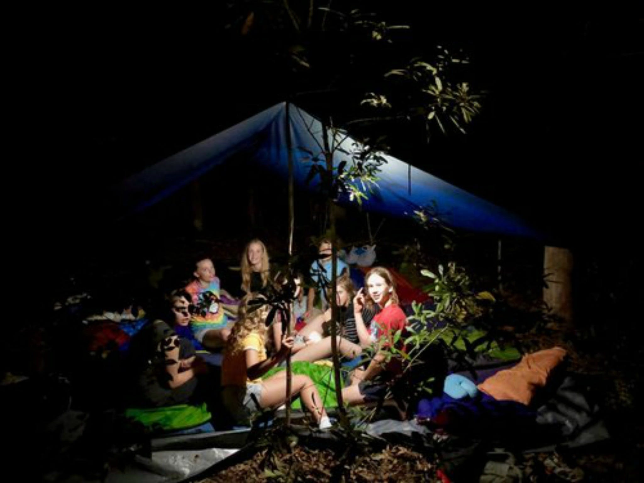 Summer  Family Nature Camp - VIC Tourism