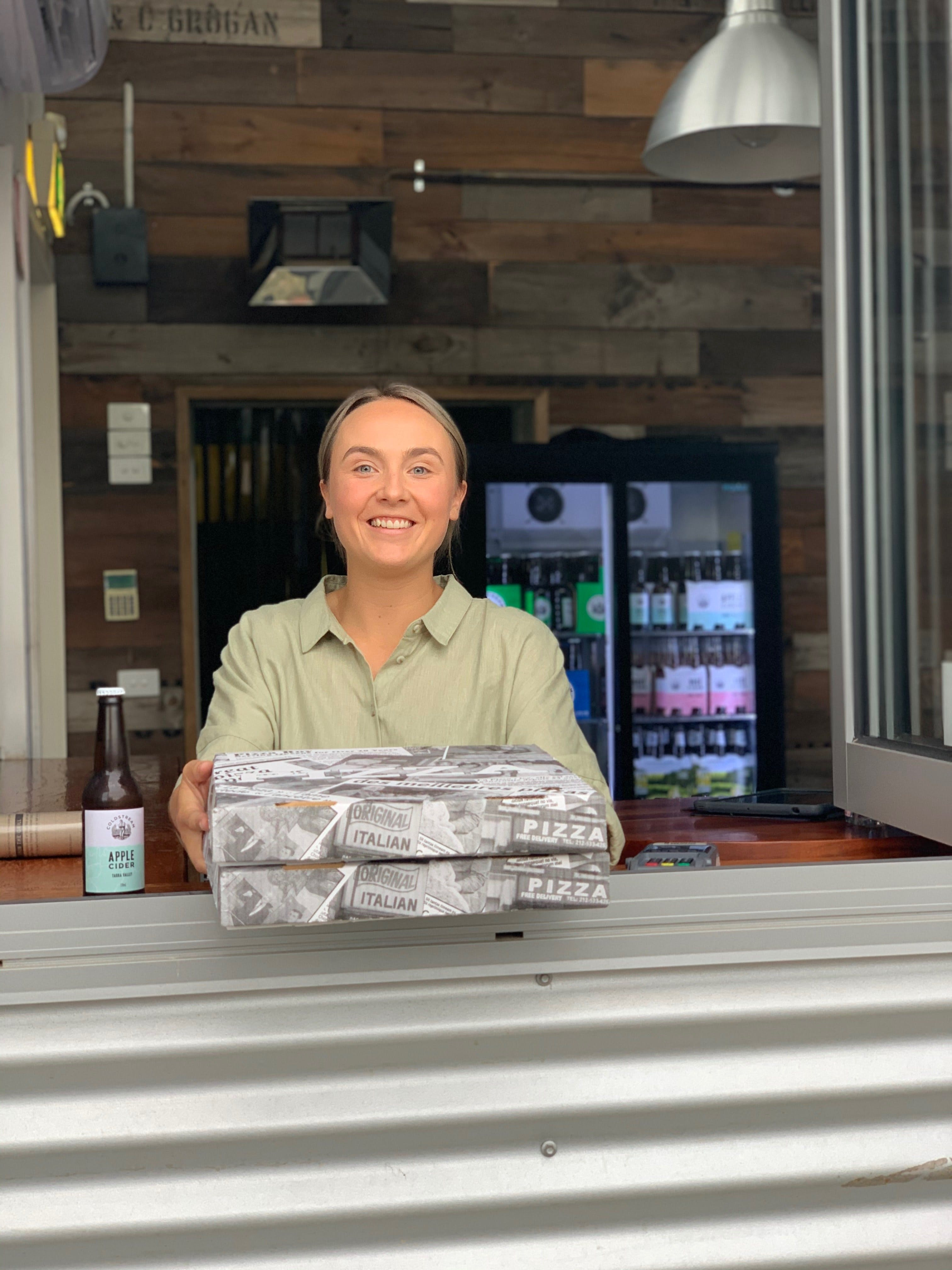 Takeaway at Coldstream Brewery - VIC Tourism