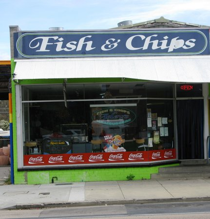 Isley's Fish  Chips - VIC Tourism