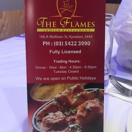 The Flames - VIC Tourism