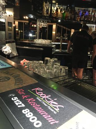 Rookies Pizzeria Bar  Grill - VIC Tourism