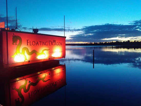 The Floating Dragon - VIC Tourism